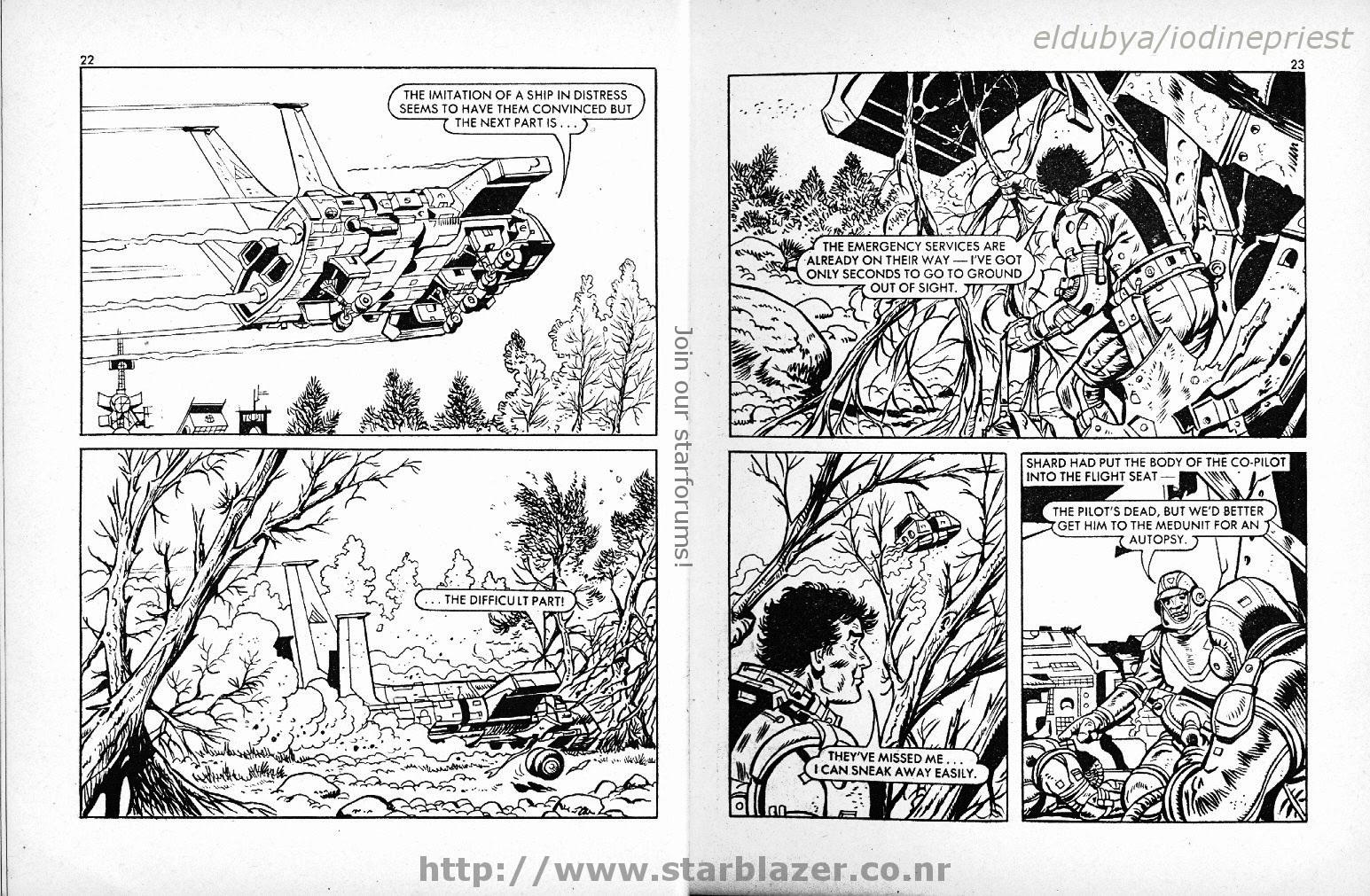 Starblazer issue 114 - Page 13