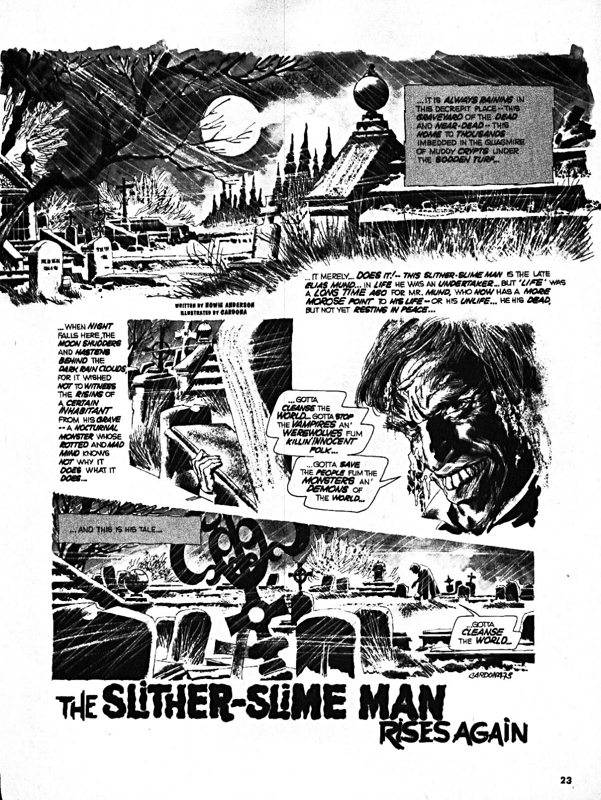 Scream (1973) issue 8 - Page 22