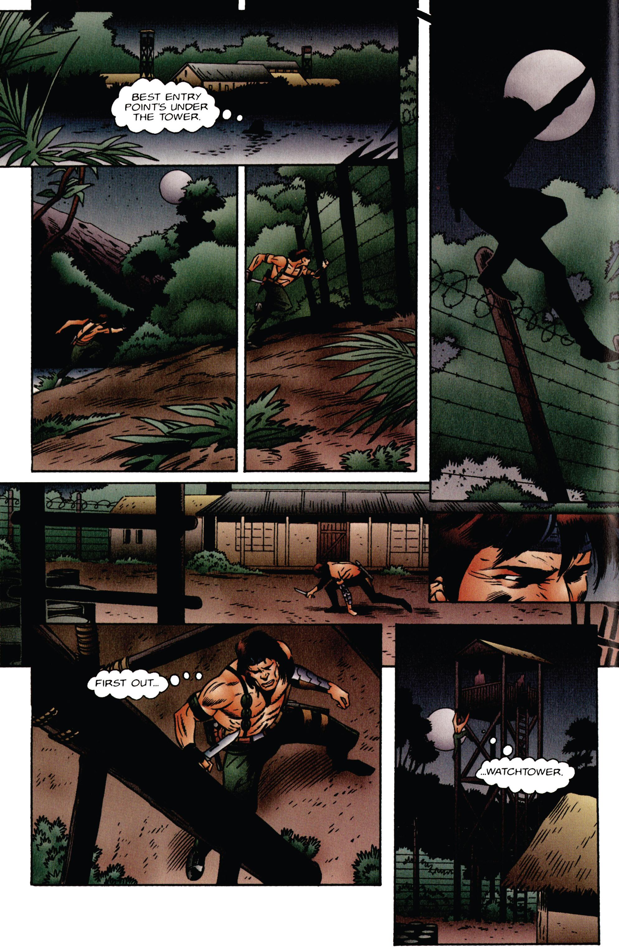 Read online Eternal Warrior (1992) comic -  Issue #40 - 11