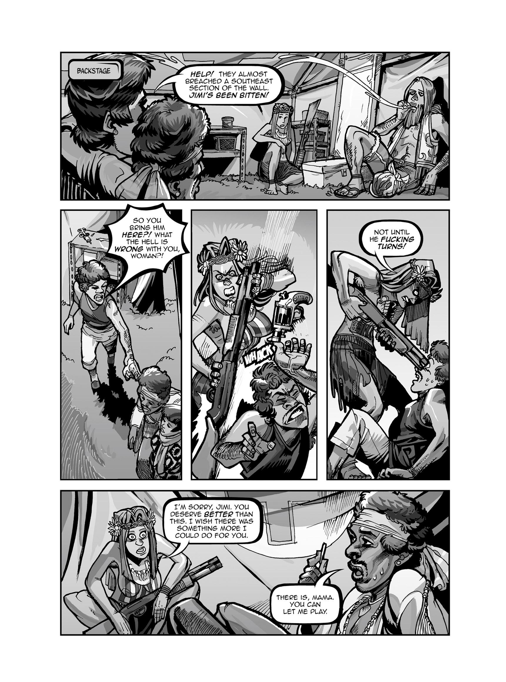 Read online FUBAR comic -  Issue #3 - 345