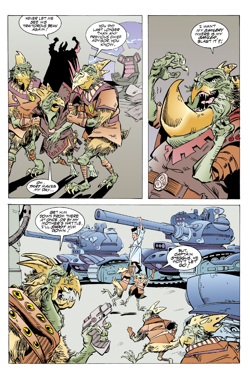 Read online Star Wars Legends Epic Collection: The Empire comic -  Issue # TPB 5 (Part 4) - 17