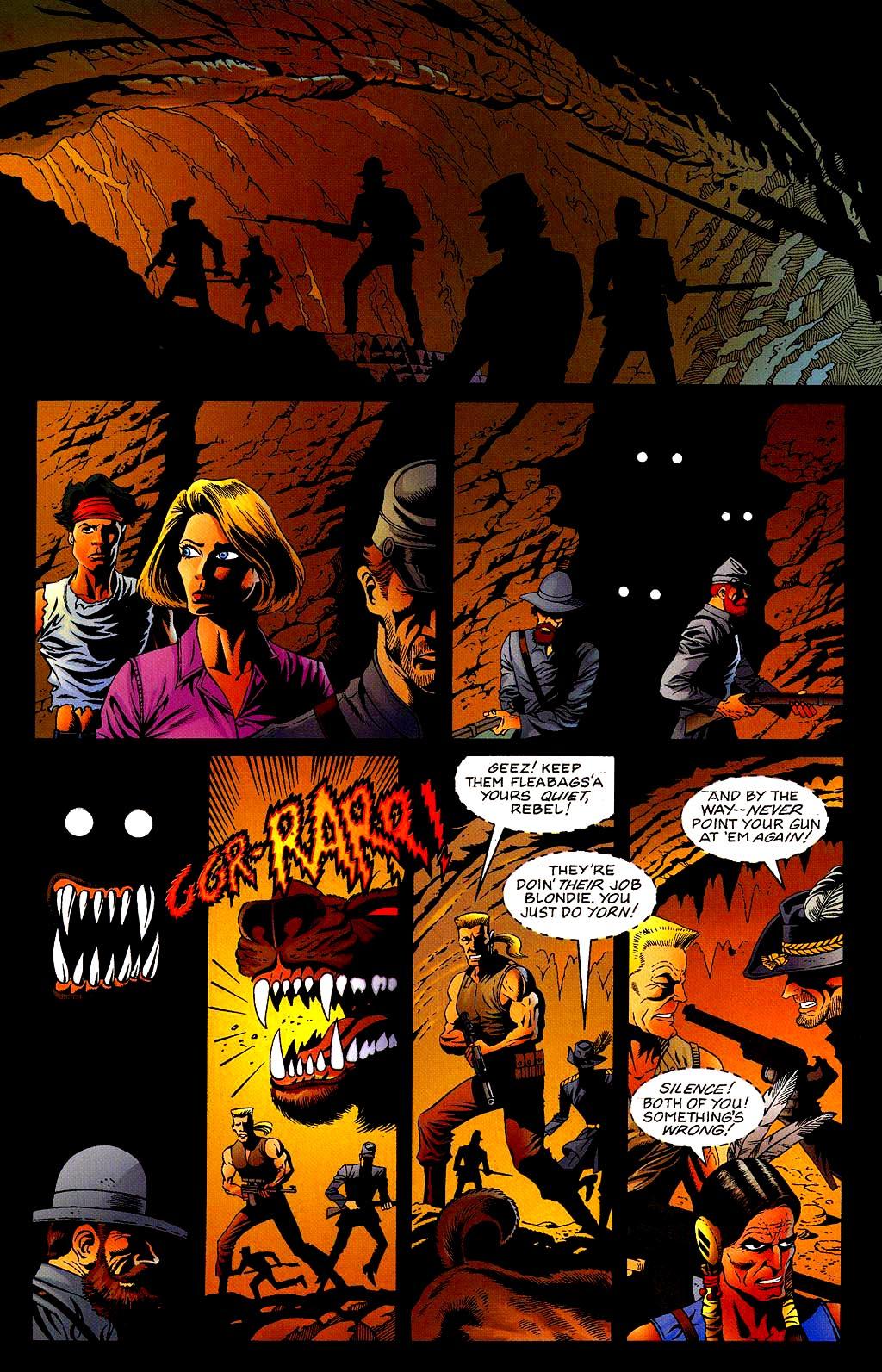 Read online Turok, Dinosaur Hunter (1993) comic -  Issue #40 - 9