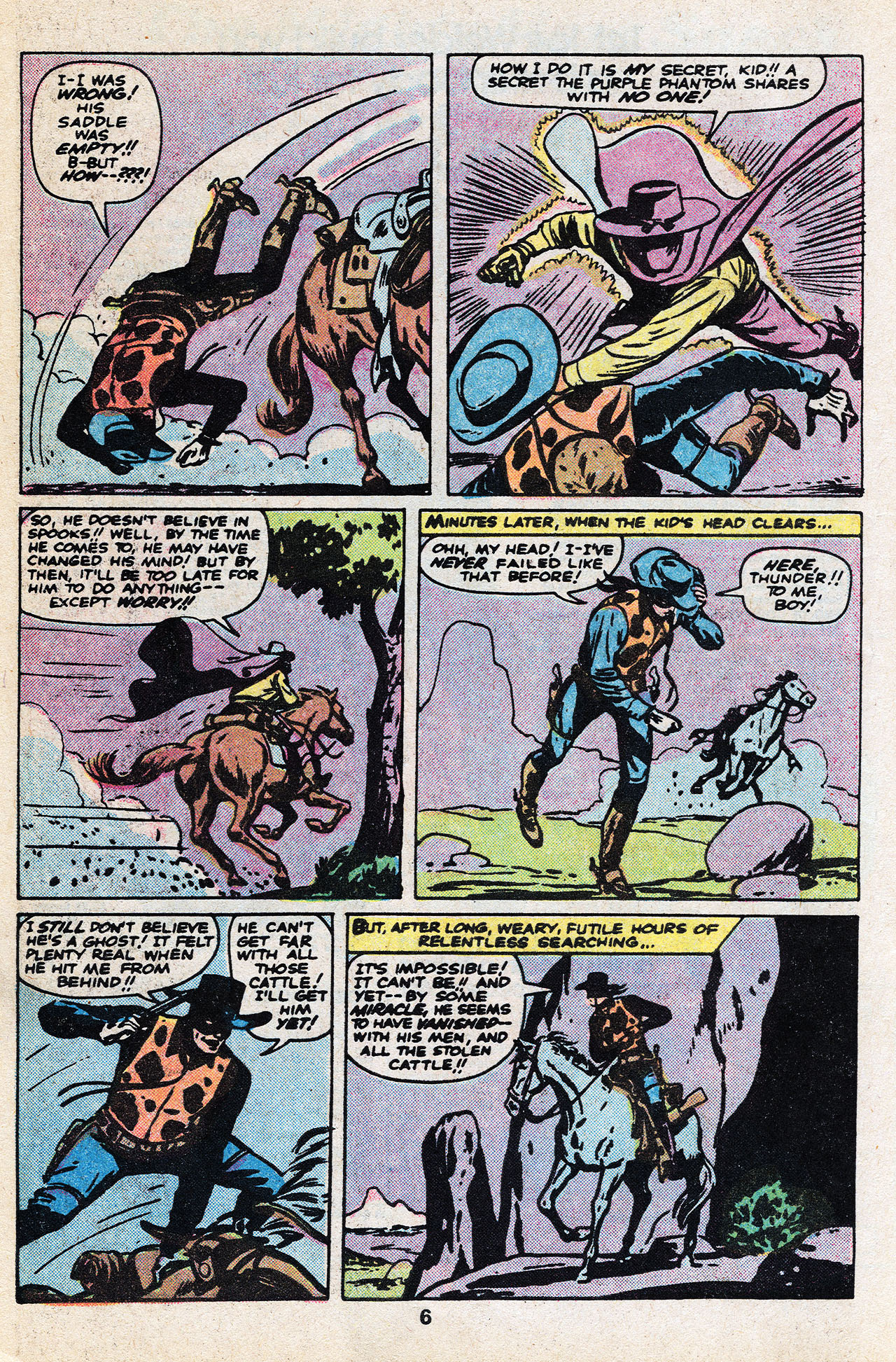 Read online Two-Gun Kid comic -  Issue #136 - 8