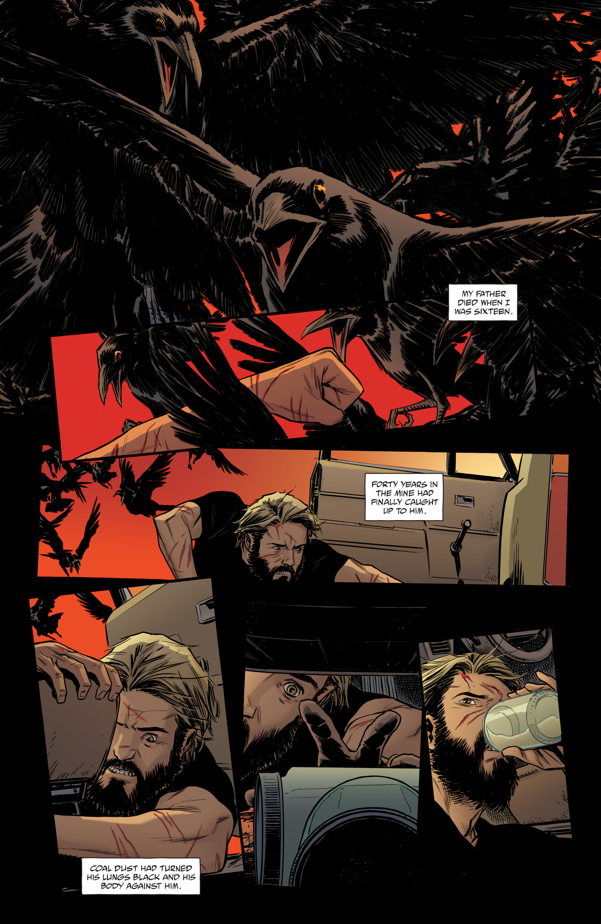 The Dark & Bloody 5 Page 2