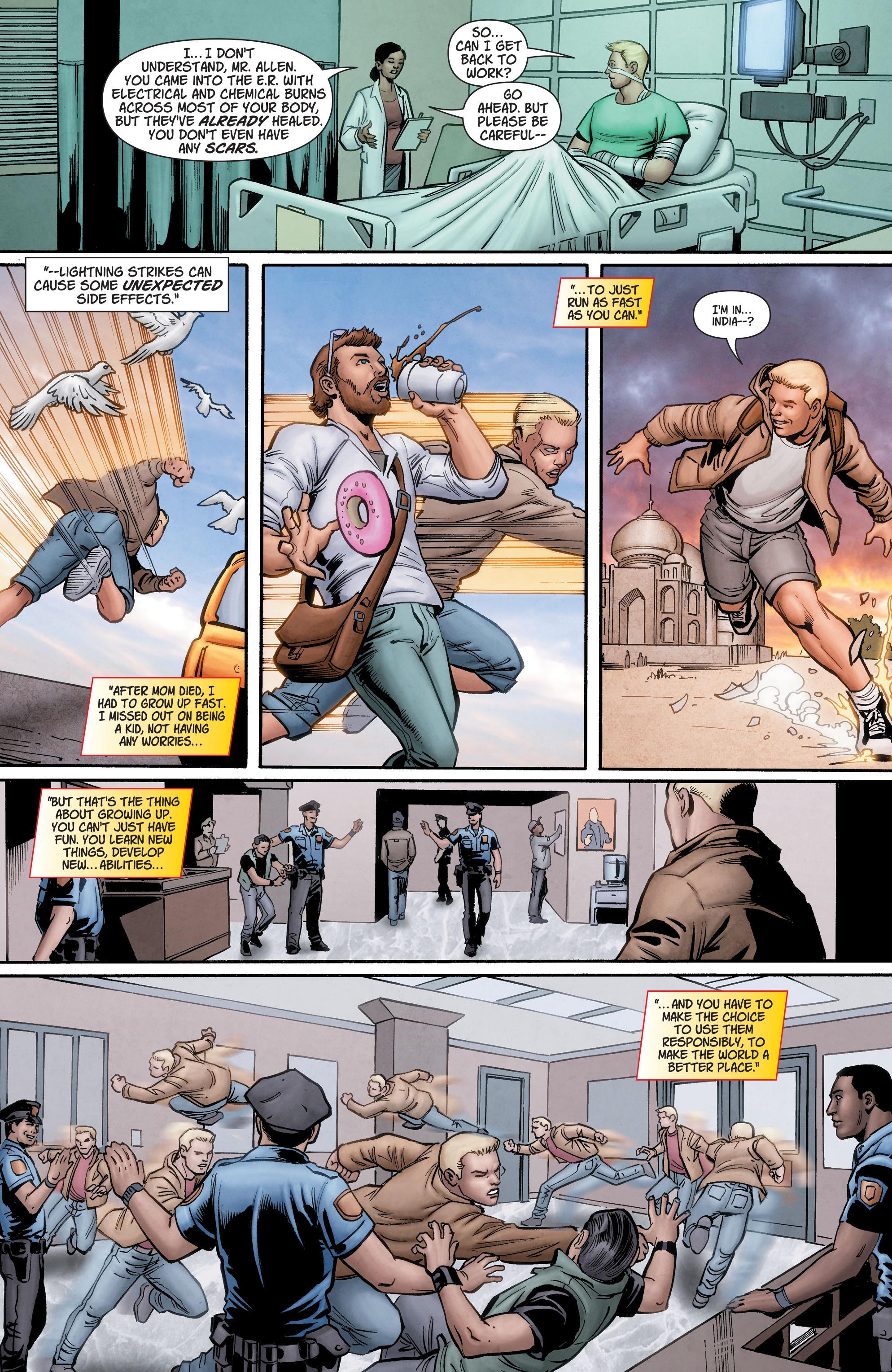 Read online Secret Origins (2014) comic -  Issue #7 - 7