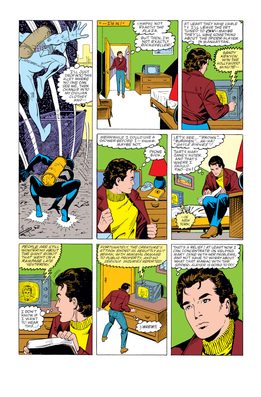 The Amazing Spider-Man (1963) 292 Page 3