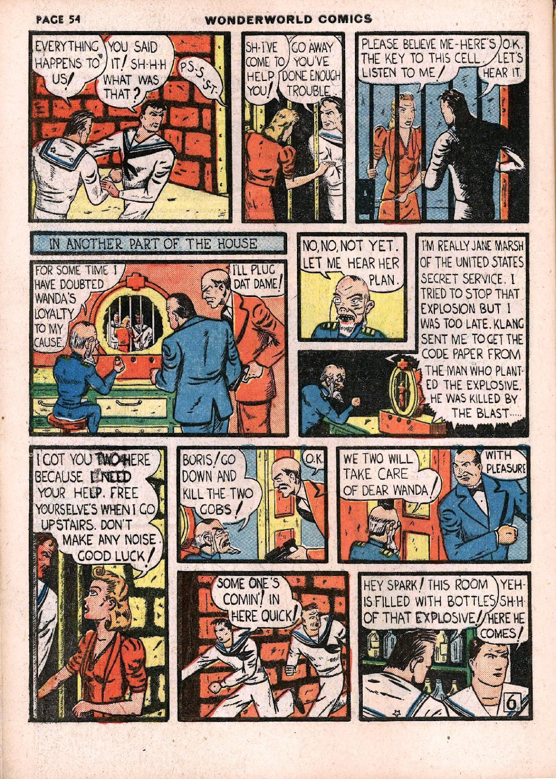 Wonderworld Comics issue 14 - Page 56