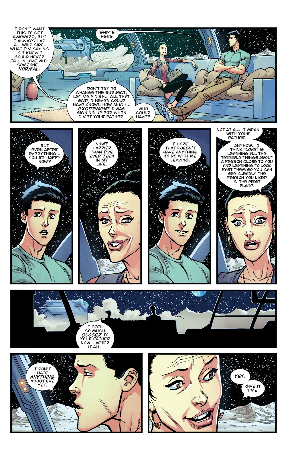 Invincible (2003) issue TPB 21 - Modern Family - Page 60