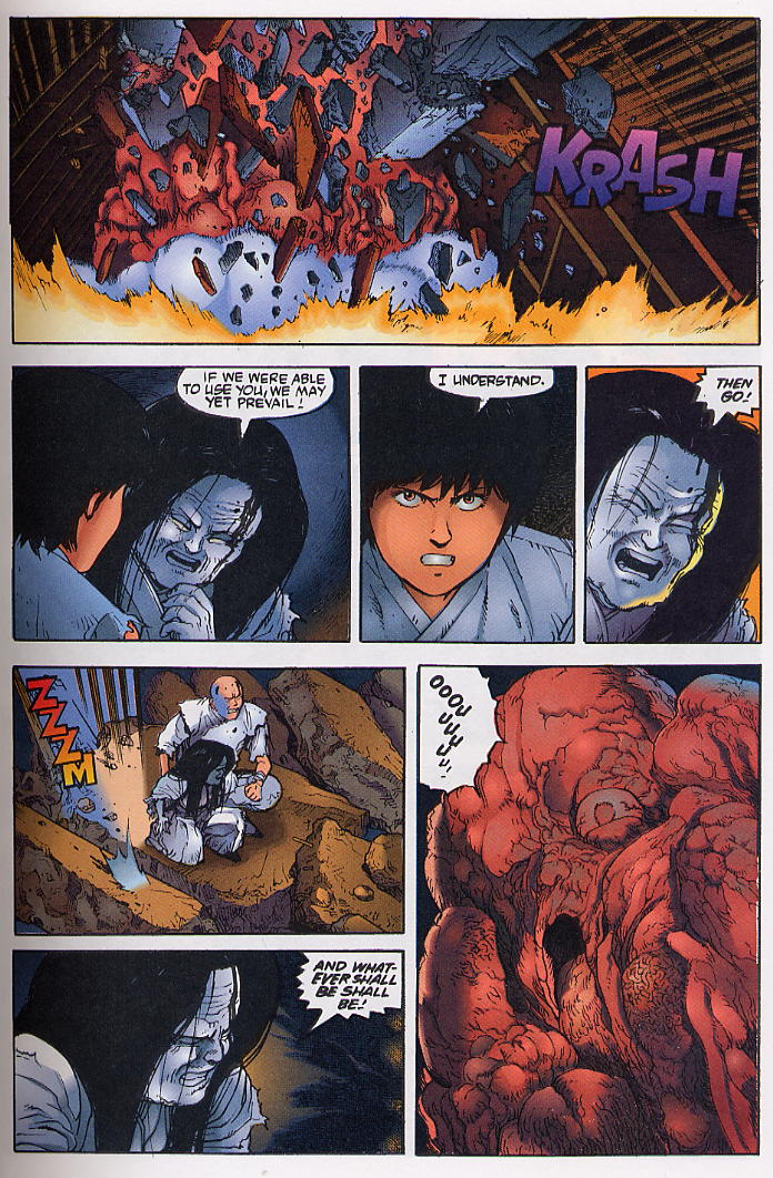 Read online Akira comic -  Issue #36 - 17