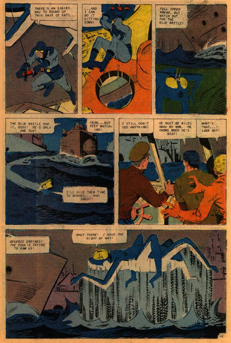 Blue Beetle (1967) issue 1 - Page 19