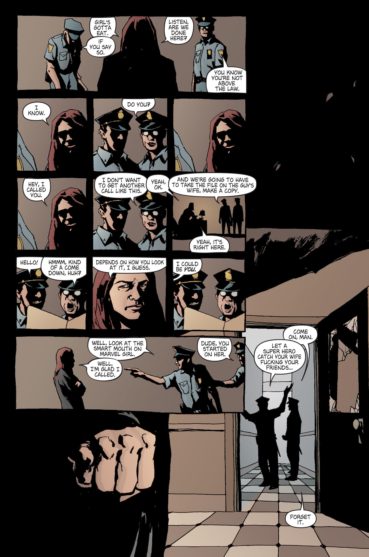 Read online Alias comic -  Issue #1 - 8