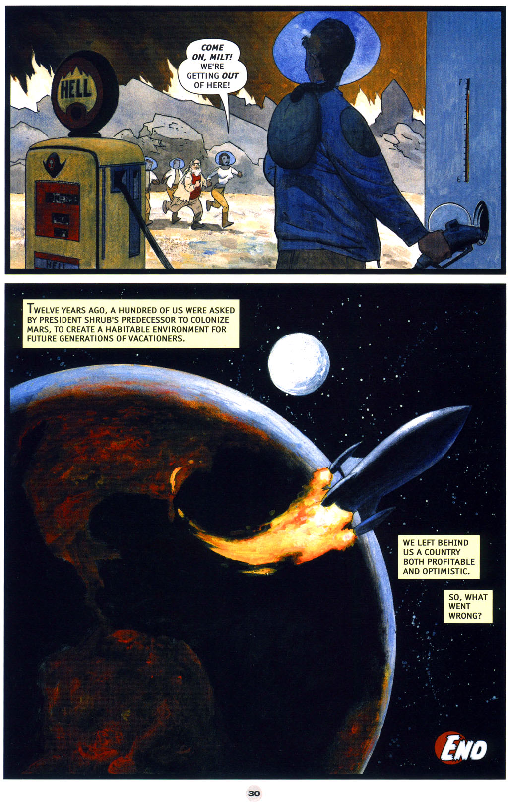 Read online Solo (2004) comic -  Issue #9 - 31