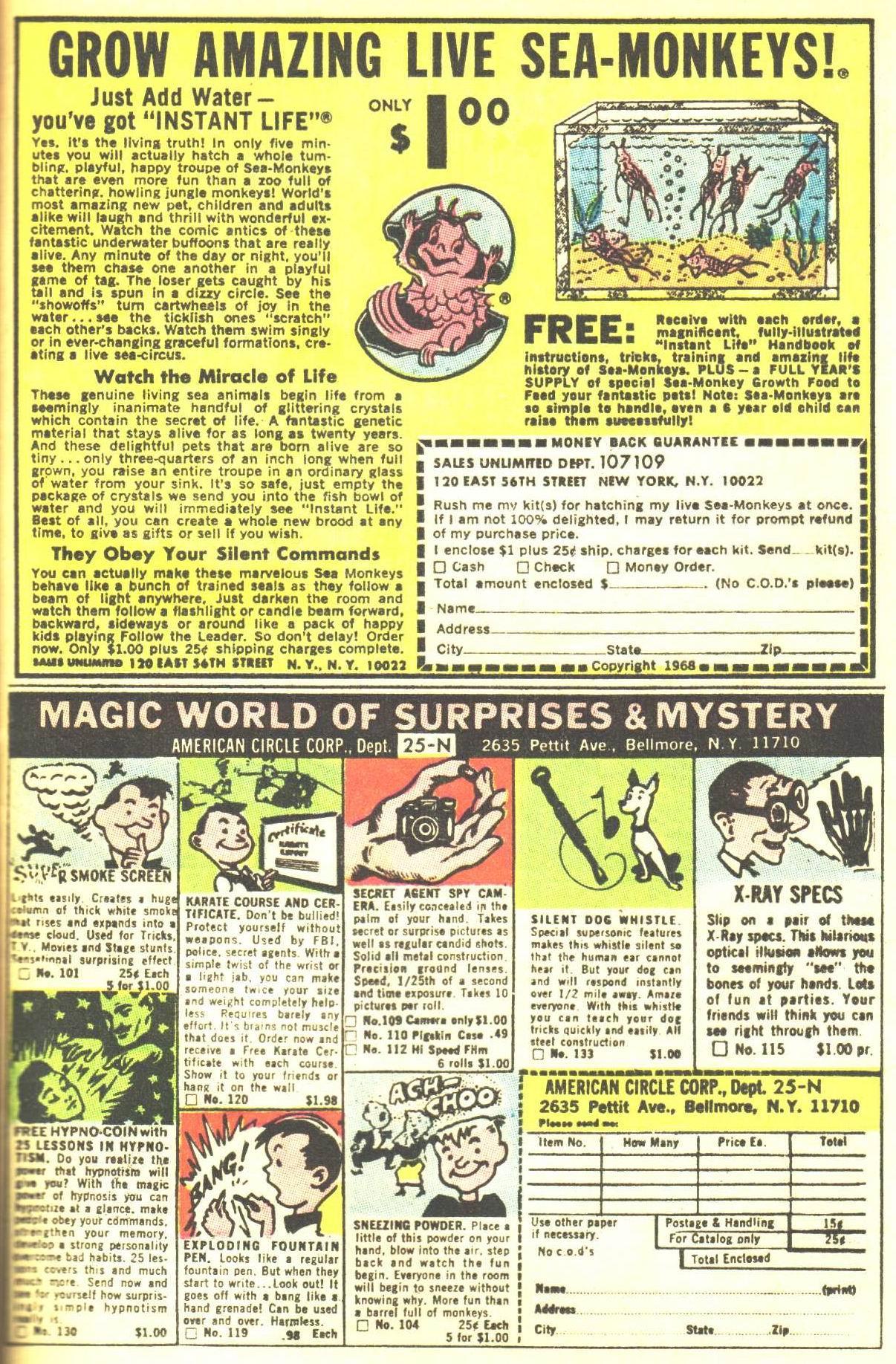 Read online Adventure Comics (1938) comic -  Issue #385 - 25