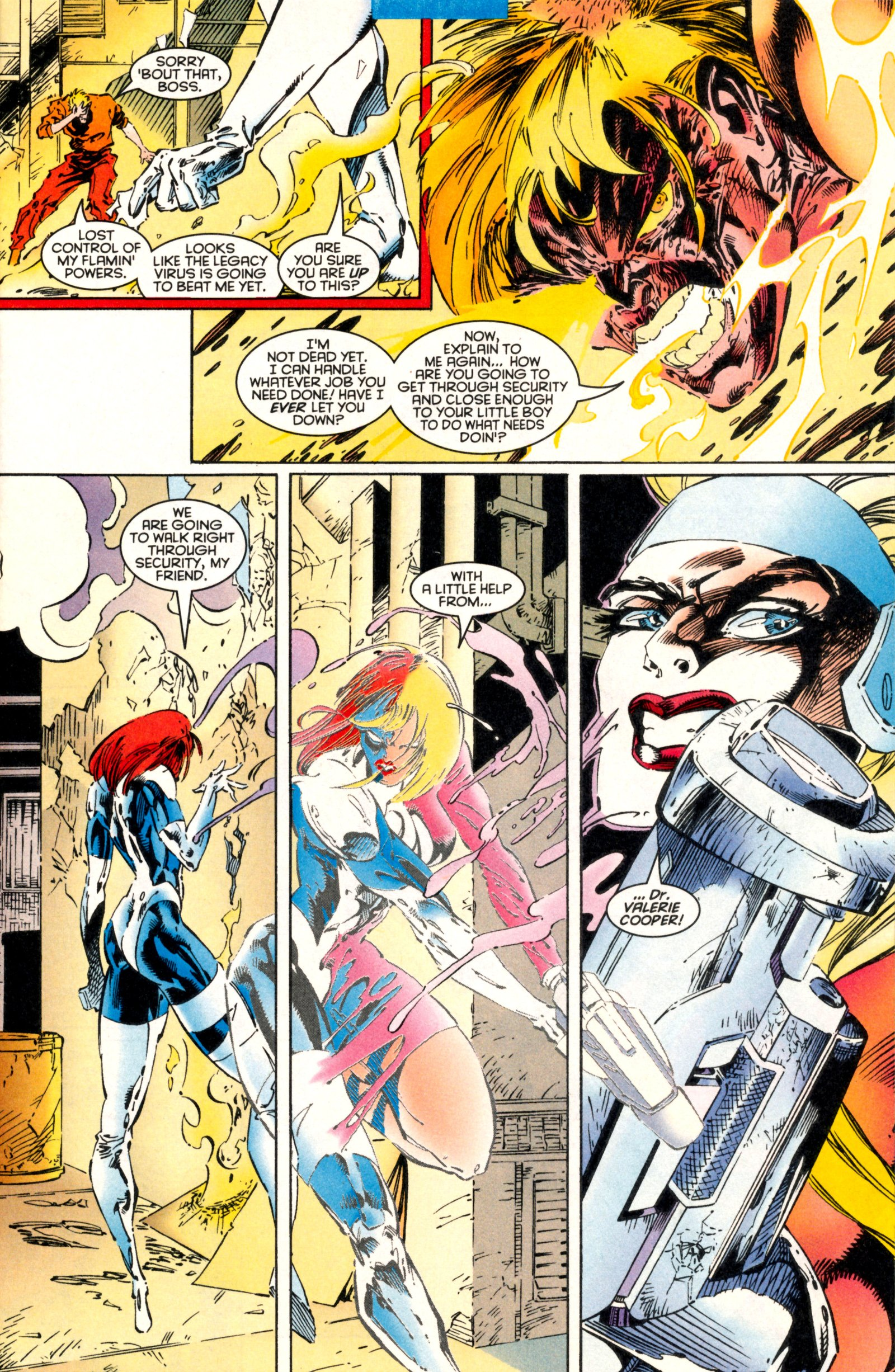 Read online X-Factor (1986) comic -  Issue #130 - 5