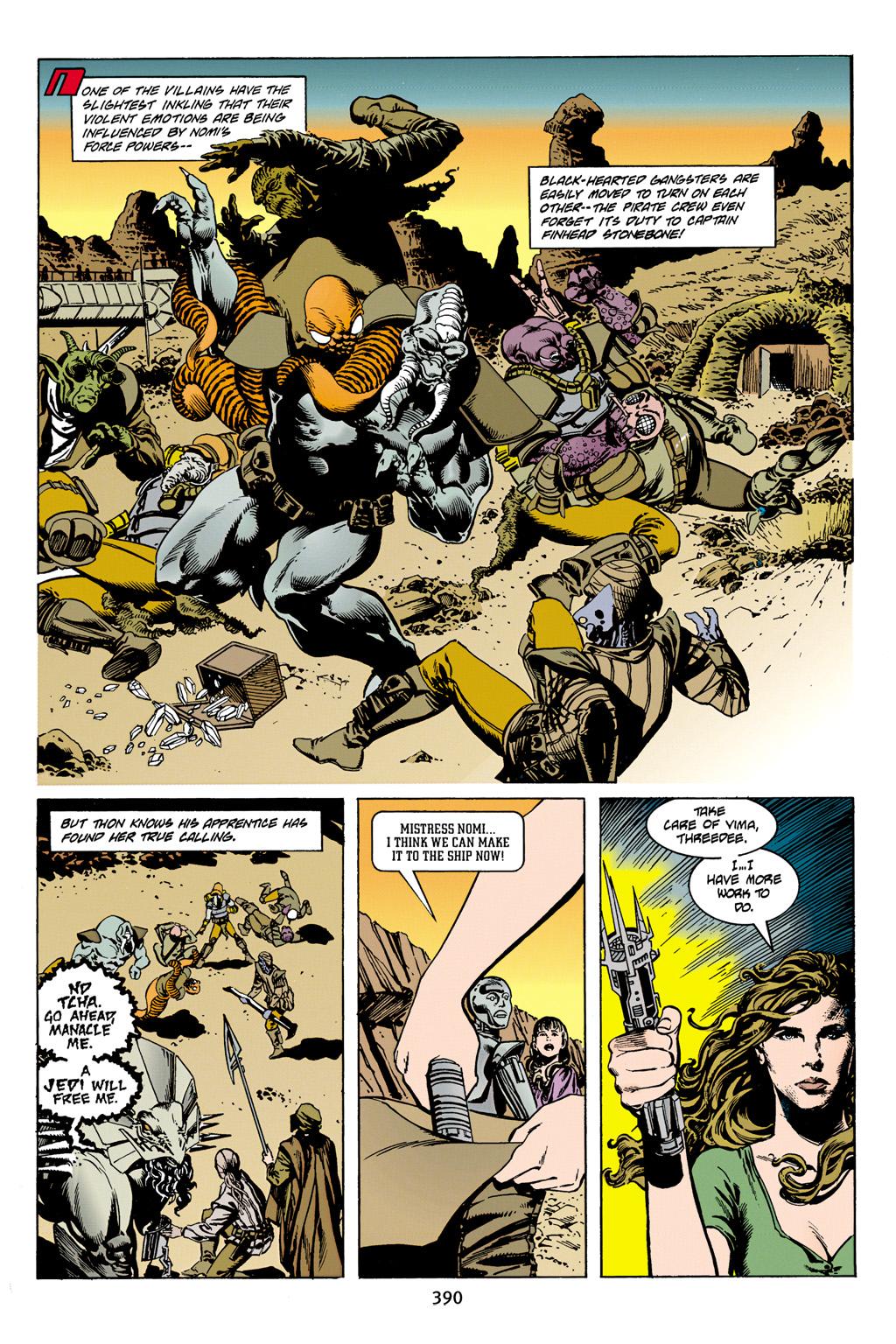 Read online Star Wars Omnibus comic -  Issue # Vol. 4 - 378