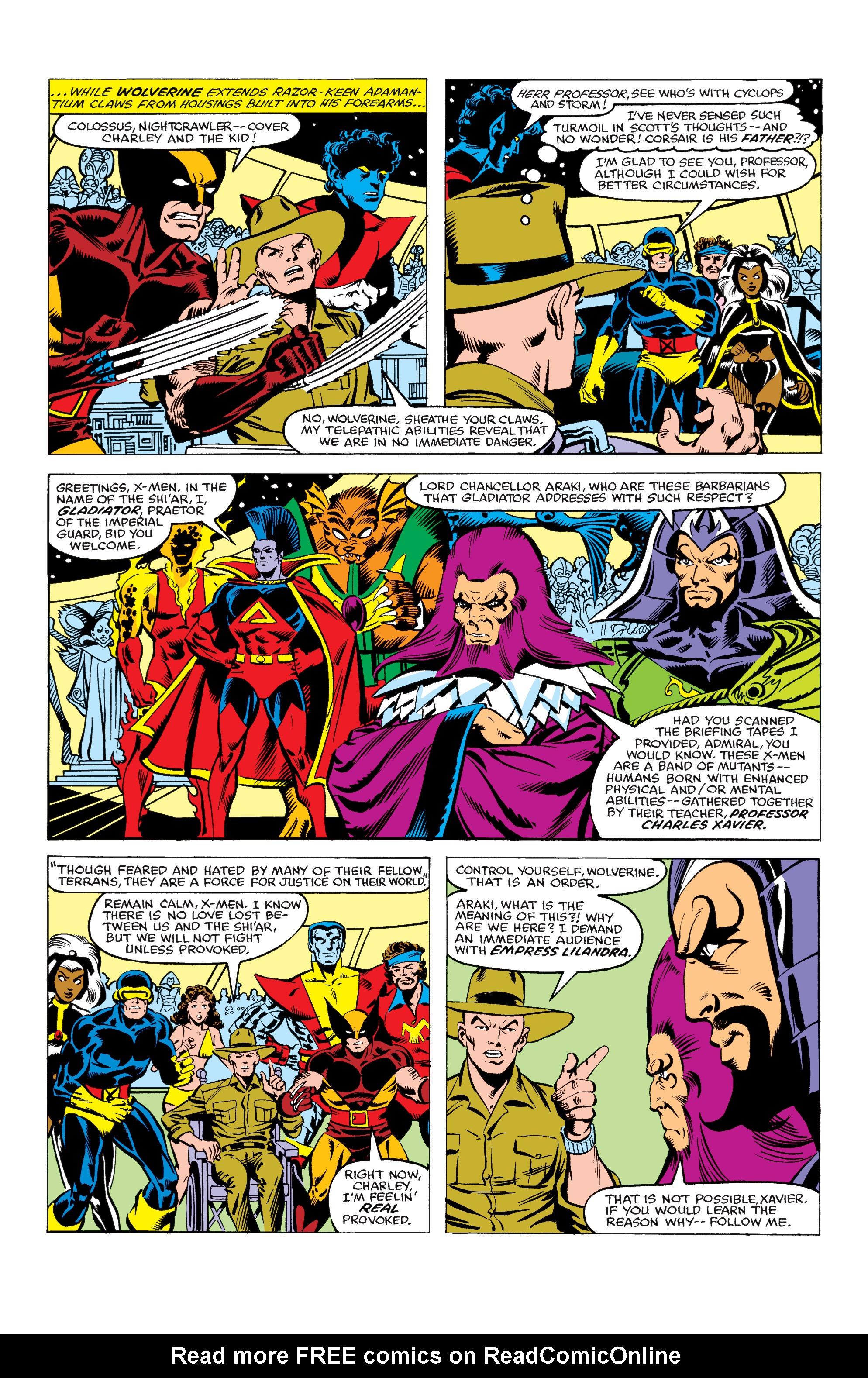 Read online Uncanny X-Men (1963) comic -  Issue #155 - 5