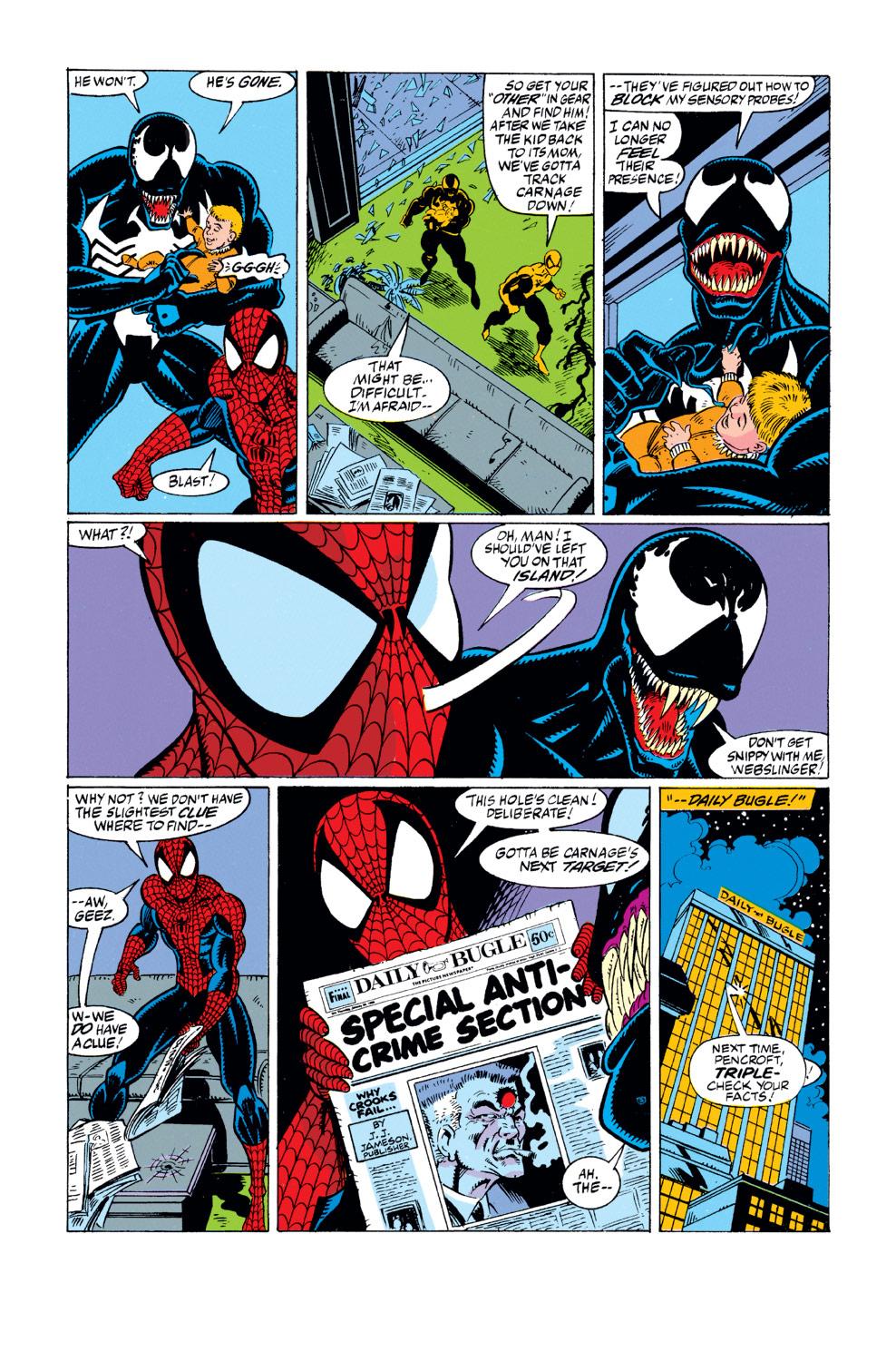 The Amazing Spider-Man (1963) 362 Page 21