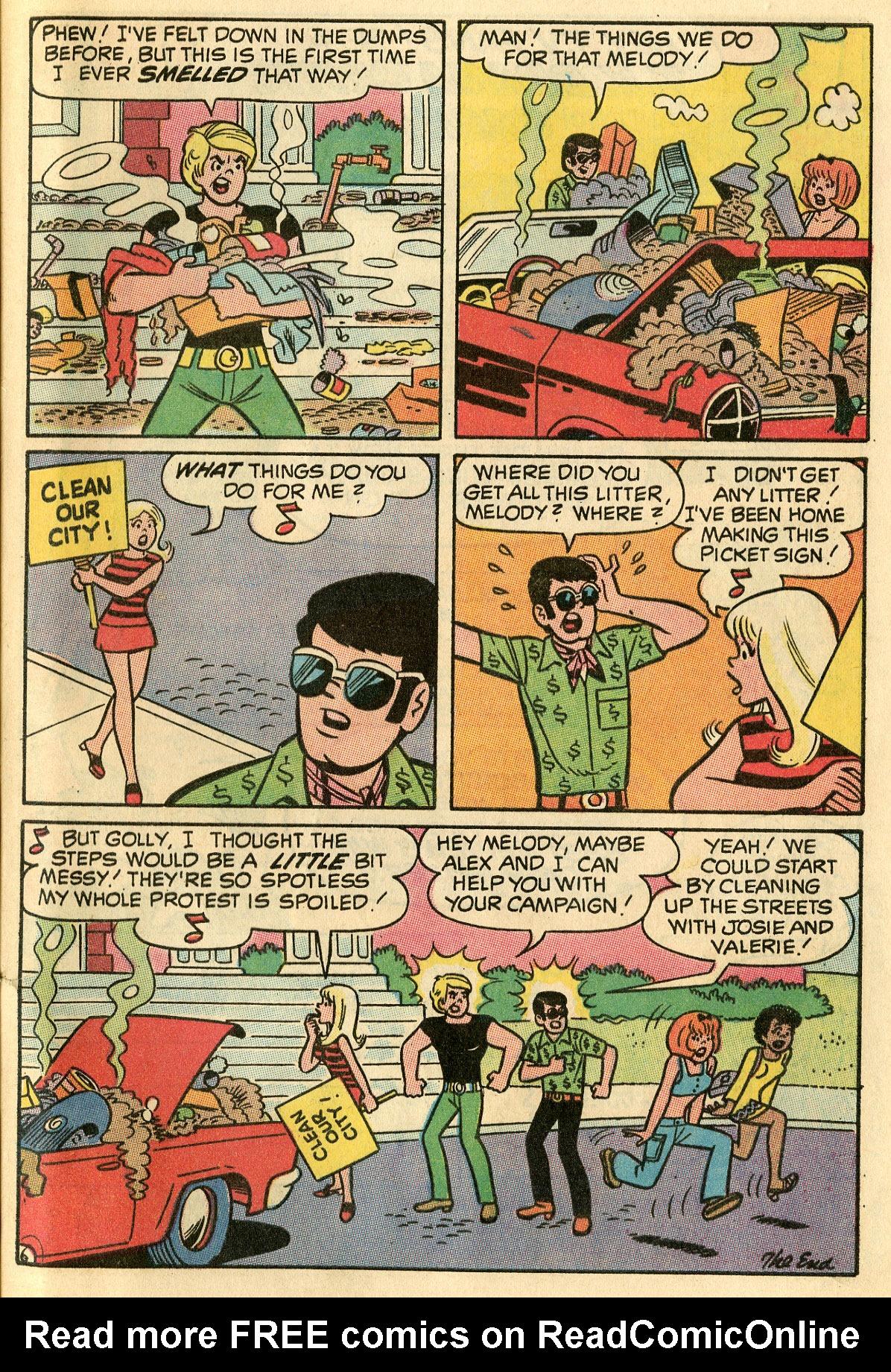 Read online She's Josie comic -  Issue #51 - 32