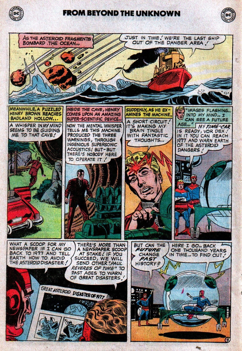 From Beyond the Unknown (1969) issue 19 - Page 16