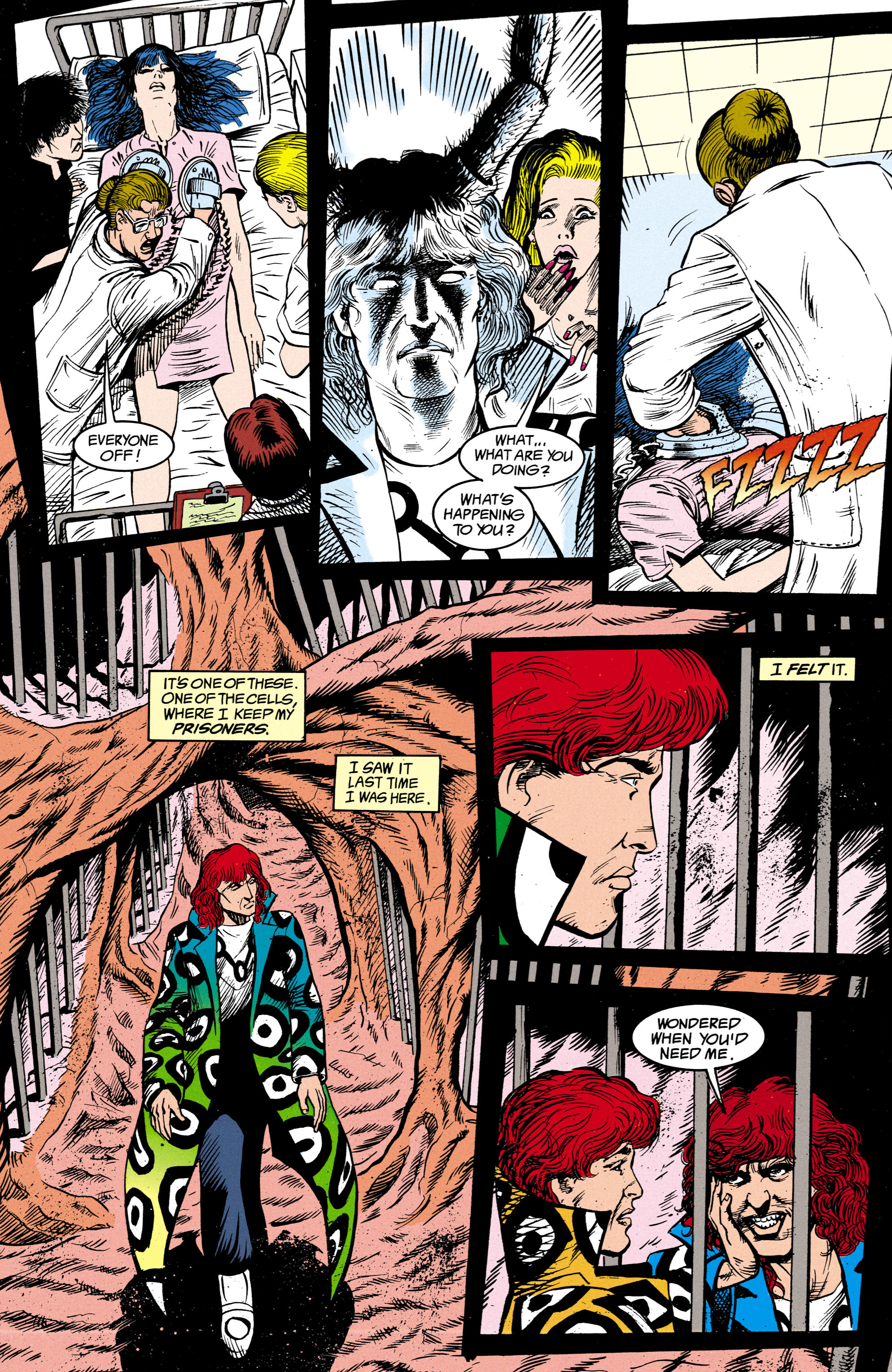 Read online Shade, the Changing Man comic -  Issue #14 - 13