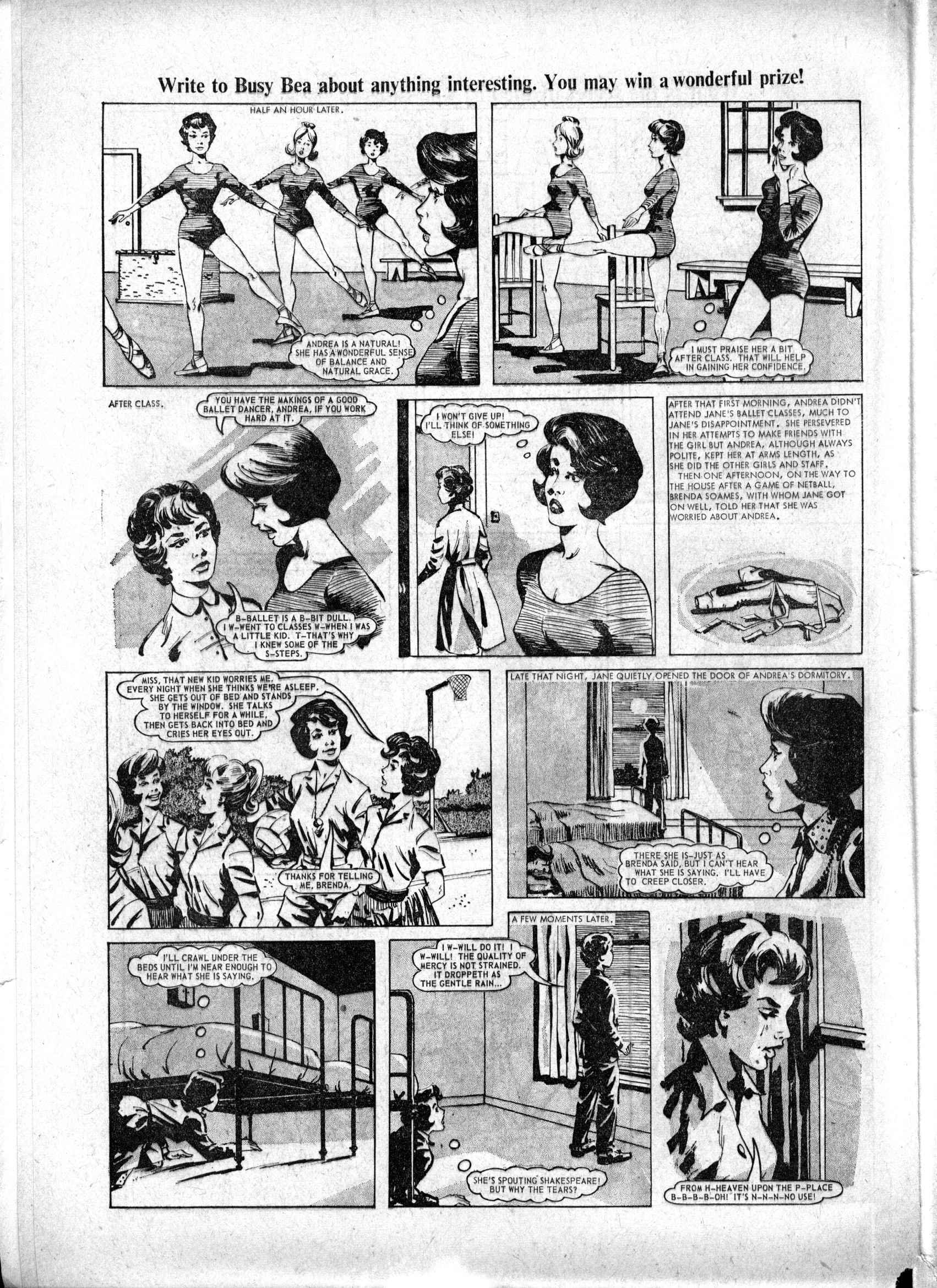 Read online Judy comic -  Issue #223 - 6