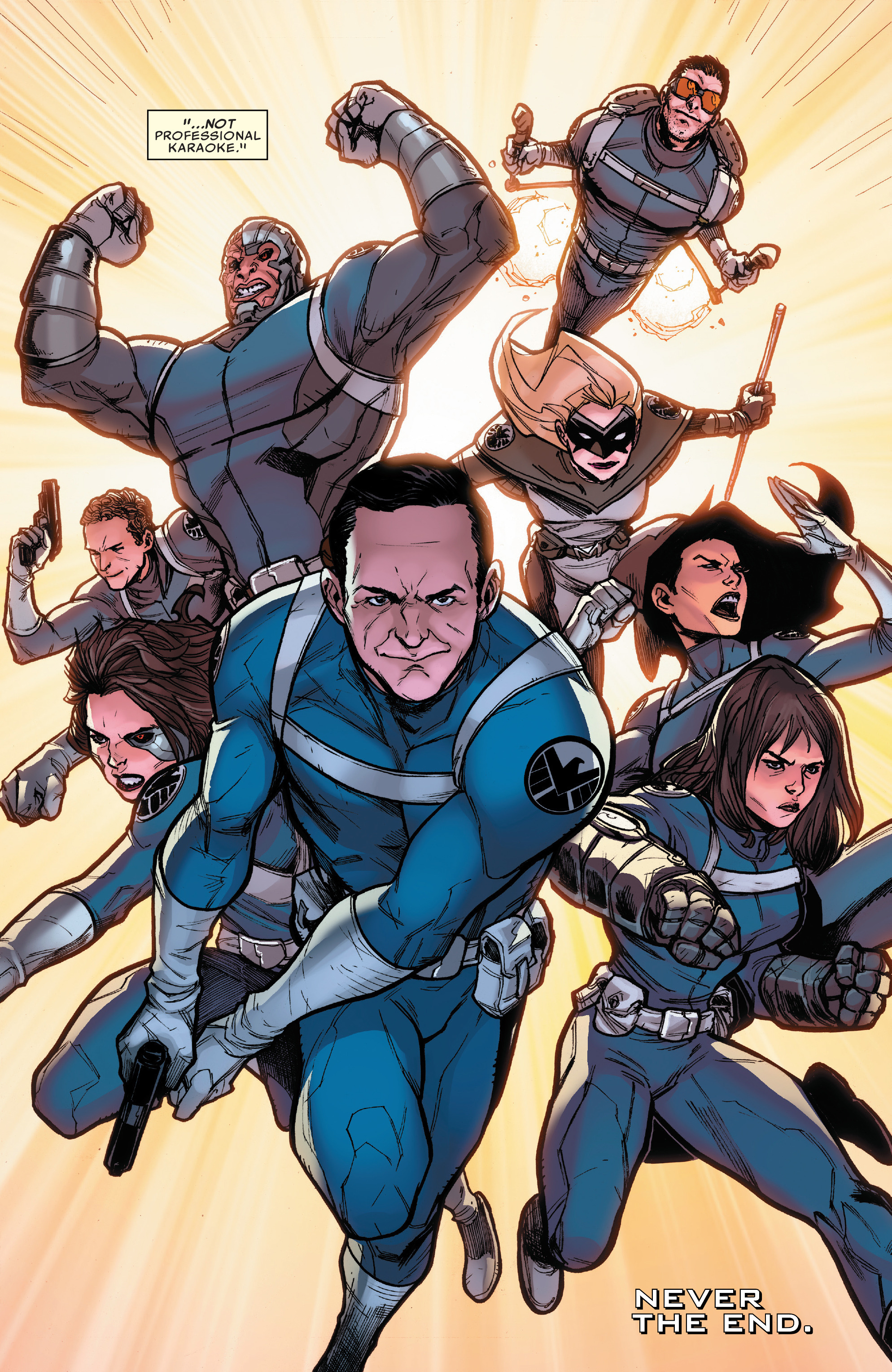 Read online Agents of S.H.I.E.L.D. comic -  Issue #10 - 22