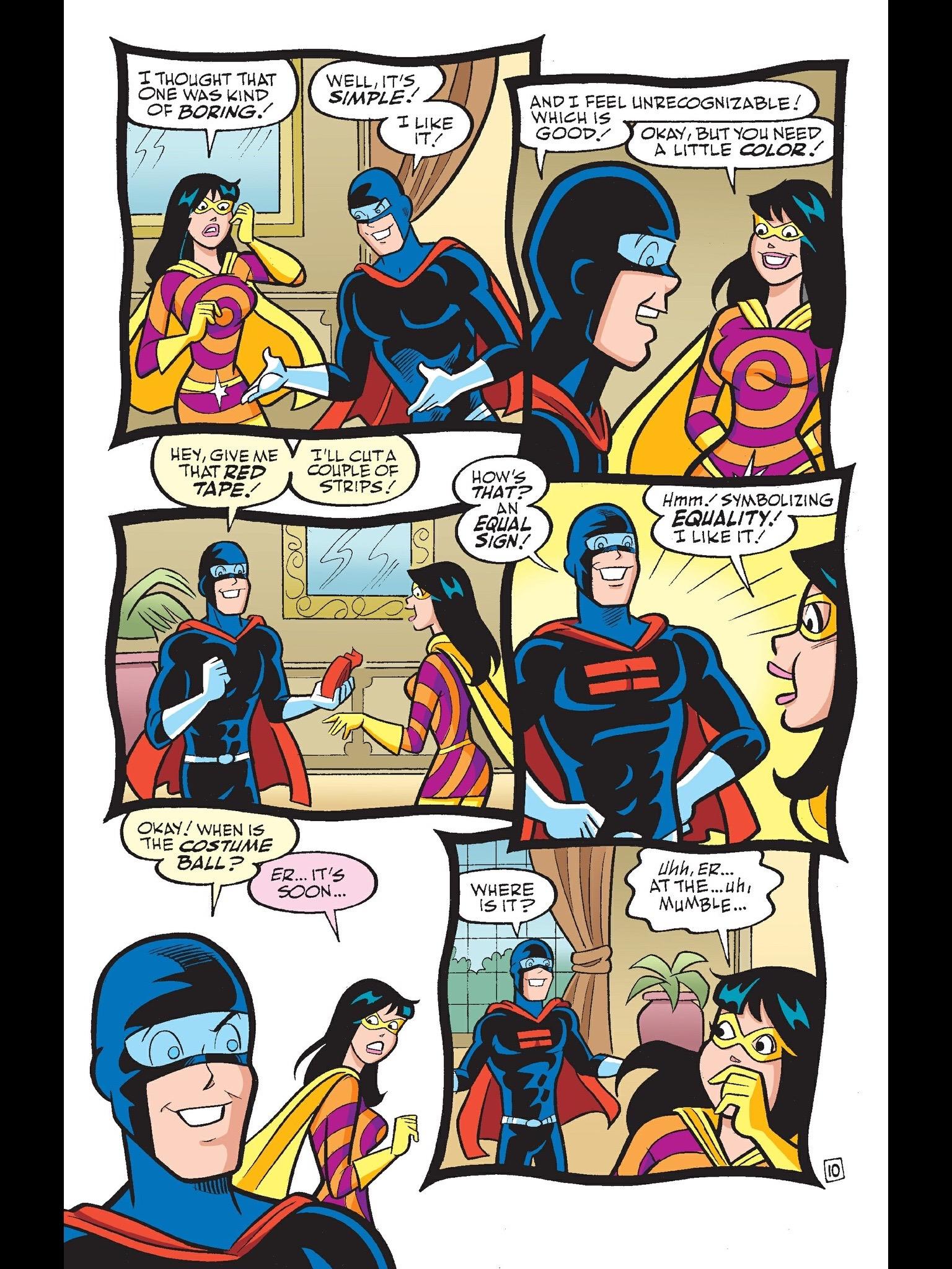 Read online Kevin Keller comic -  Issue #14 - 11