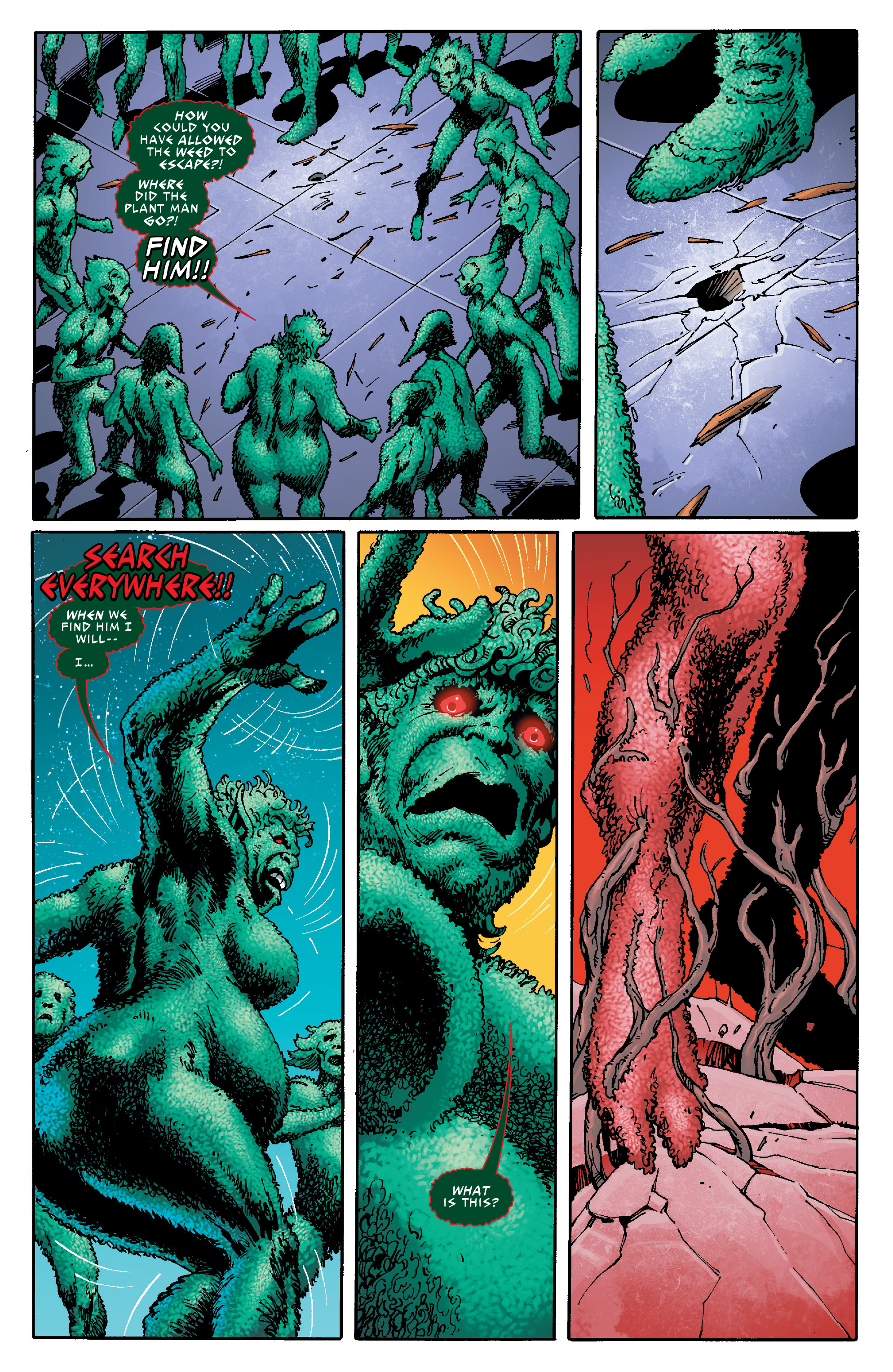 Read online Guardians of the Galaxy: Mother Entropy comic -  Issue #5 - 10