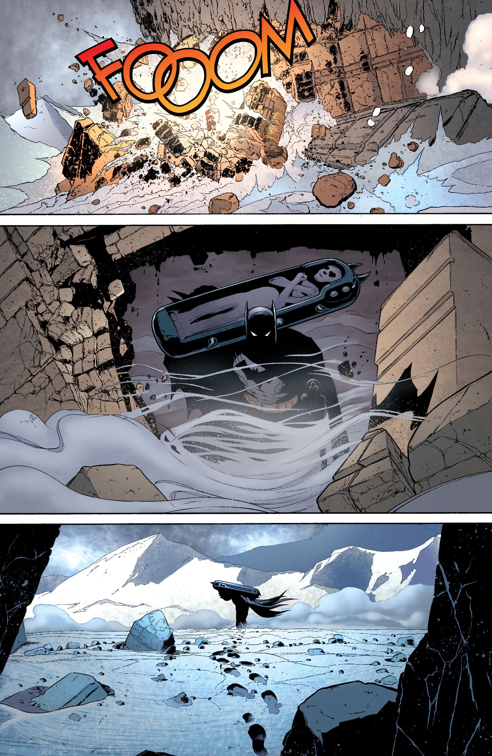 Read online Batman and Robin (2011) comic -  Issue #32 - Batman and Ra's al Ghul - 11