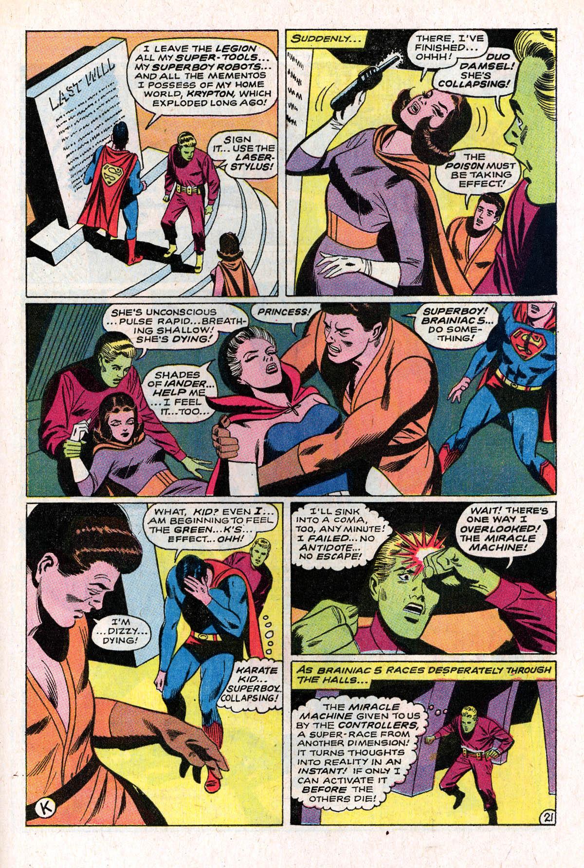 Read online Adventure Comics (1938) comic -  Issue #378 - 29
