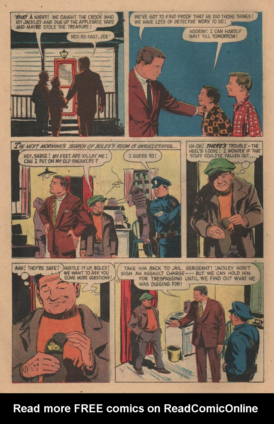 Four Color Comics issue 760 - Page 22