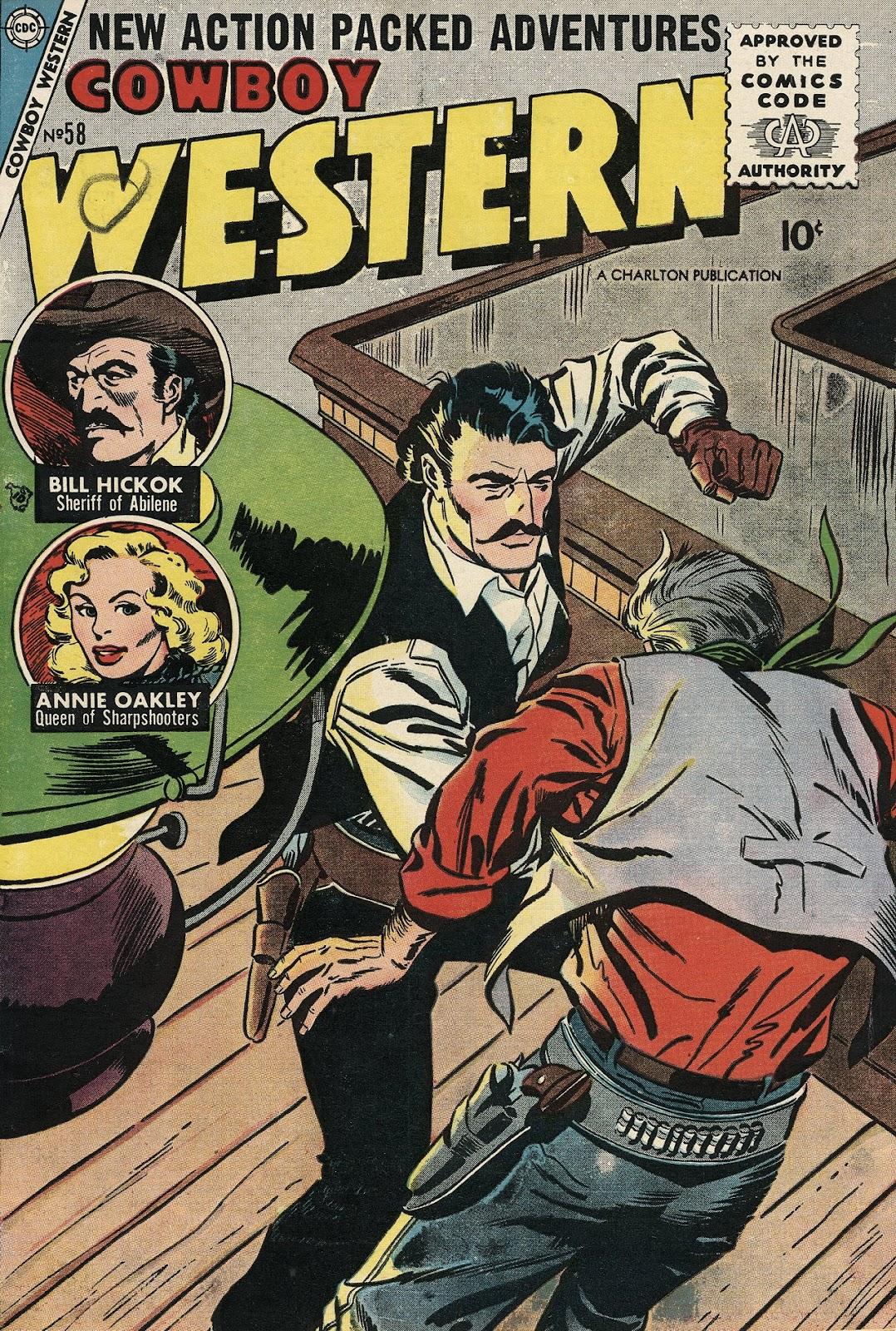 Cowboy Western 58 Page 1