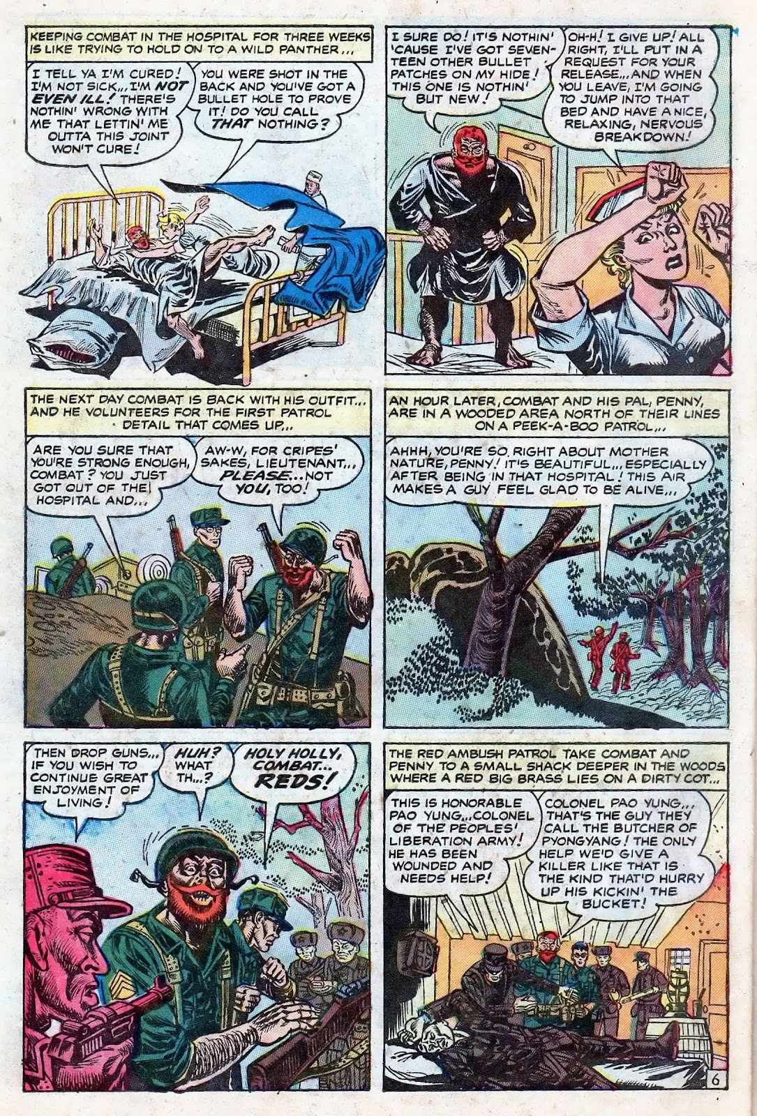 Combat (1952) issue 8 - Page 8