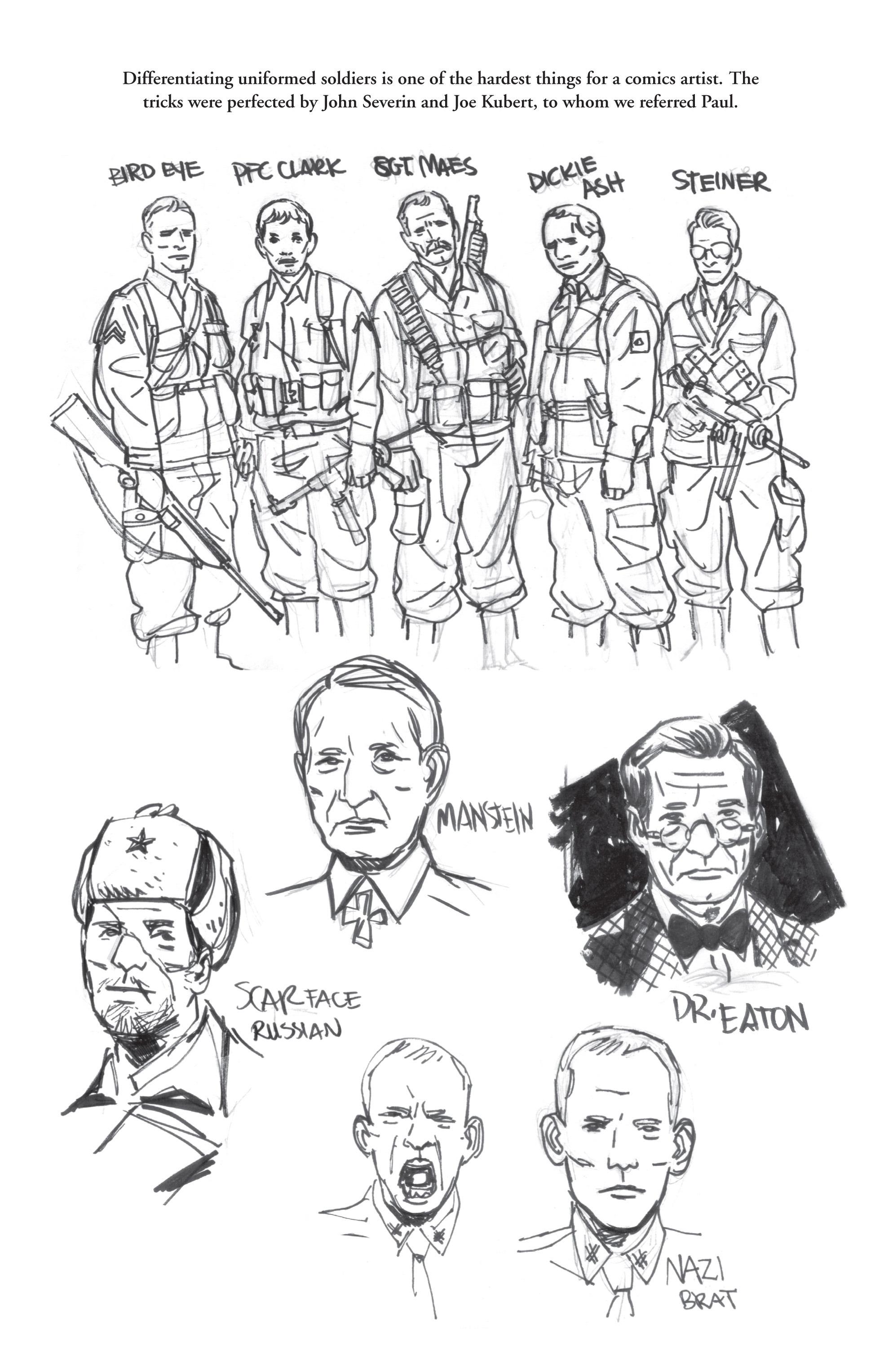 Read online B.P.R.D. (2003) comic -  Issue # TPB 9 - 147