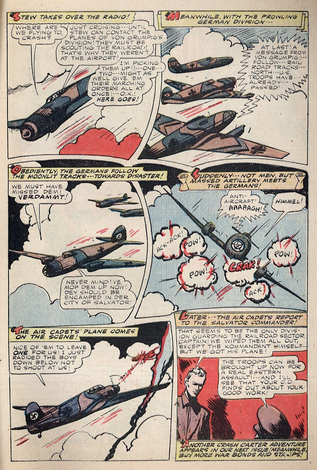 Exciting Comics (1940) issue 38 - Page 49