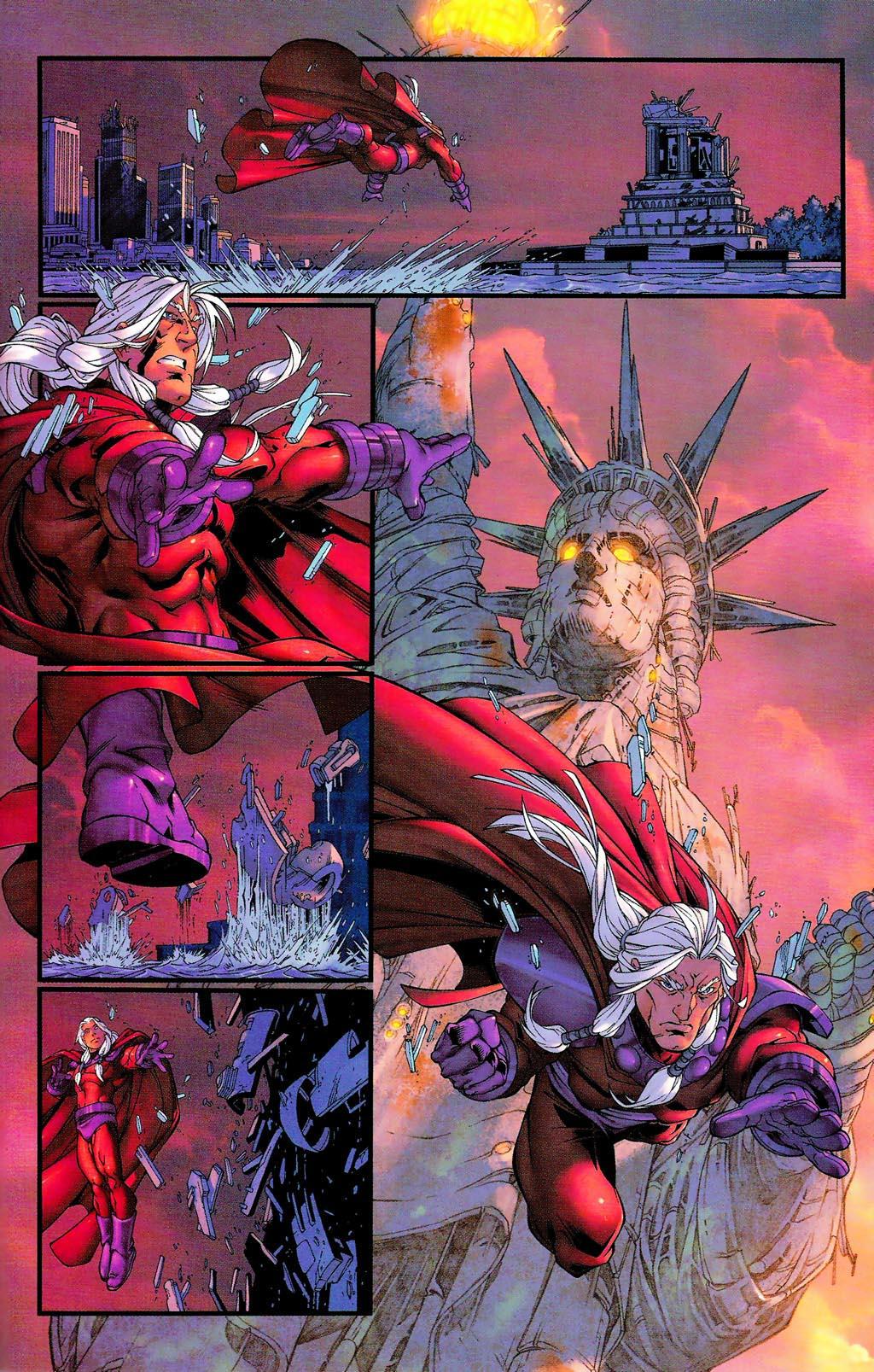 Read online Age of Apocalypse (2005) comic -  Issue #0 - 31
