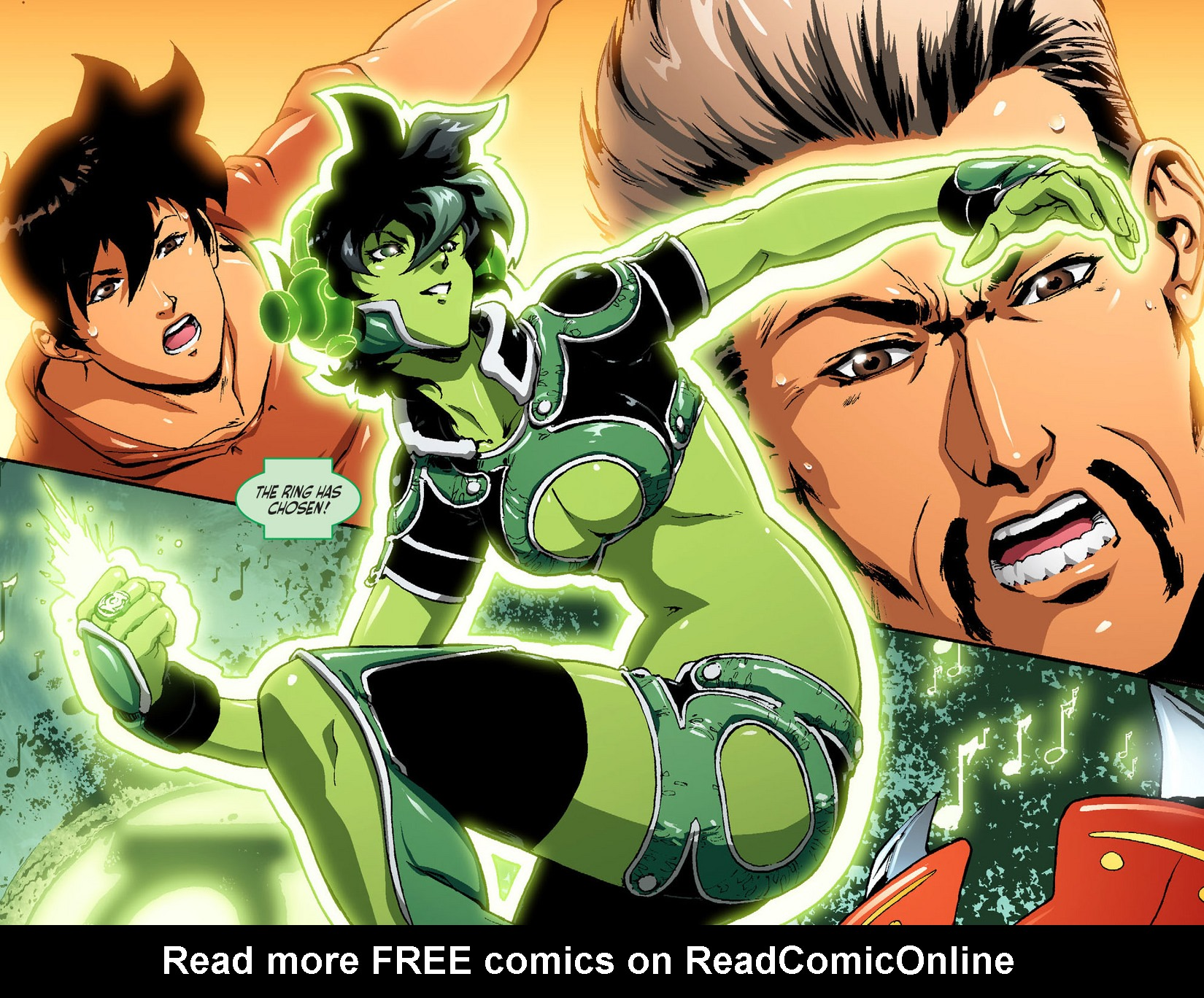 Read online Ame-Comi Girls comic -  Issue #7 - 11