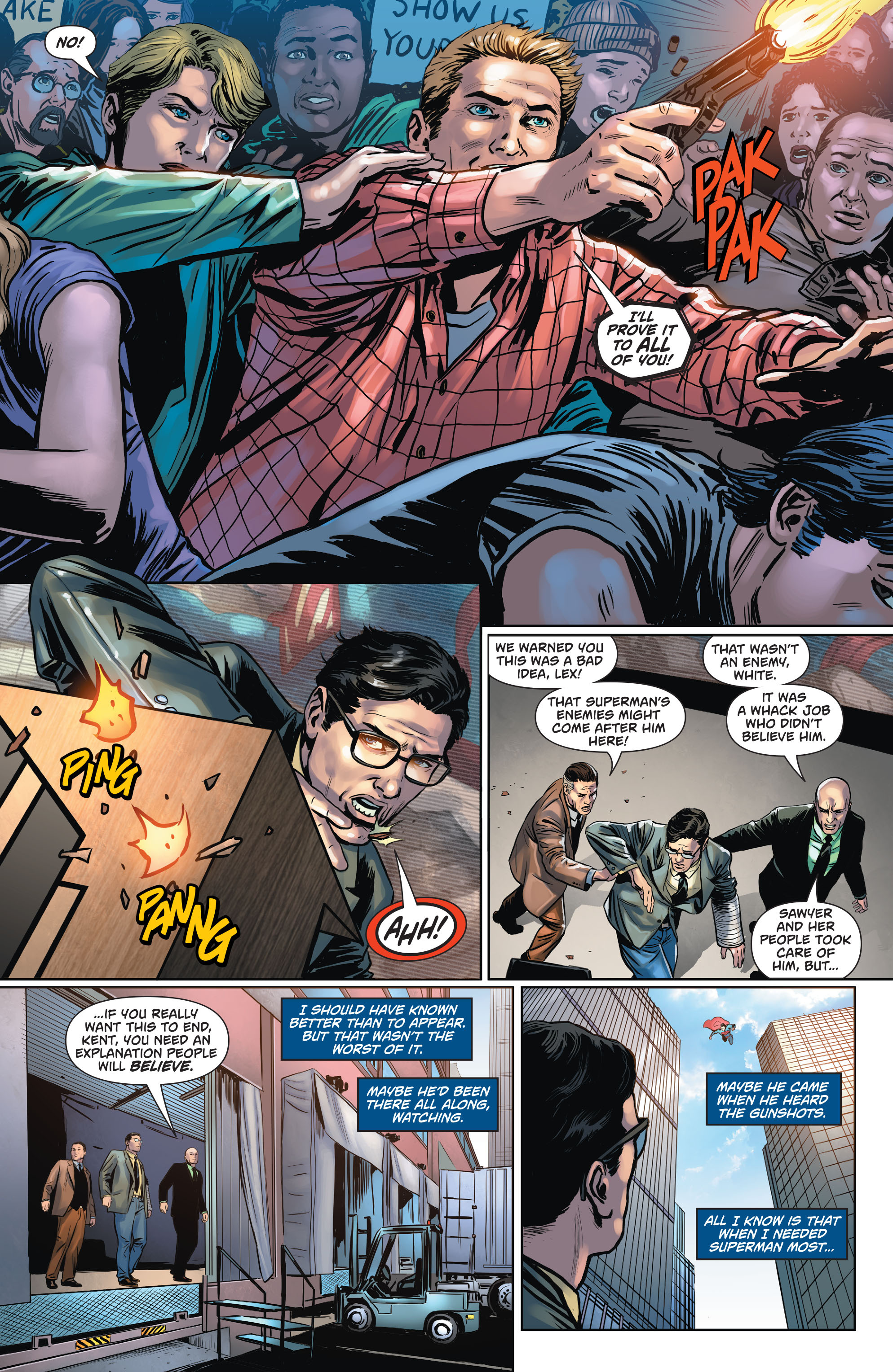 Read online Action Comics (2016) comic -  Issue #963 - 11