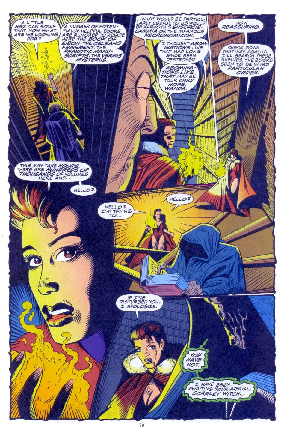 Scarlet Witch (1994) Issue #1 #1 - English 22