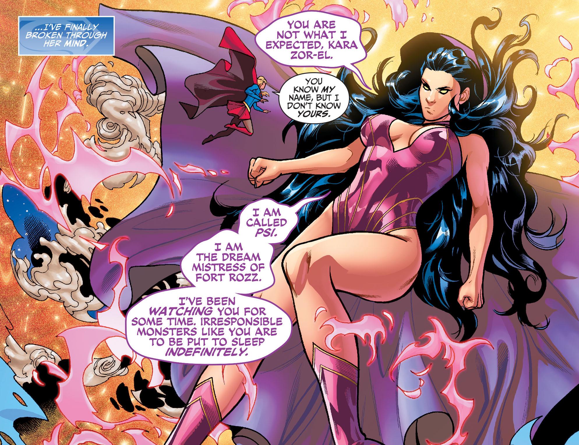 Read online Adventures of Supergirl comic -  Issue #7 - 13