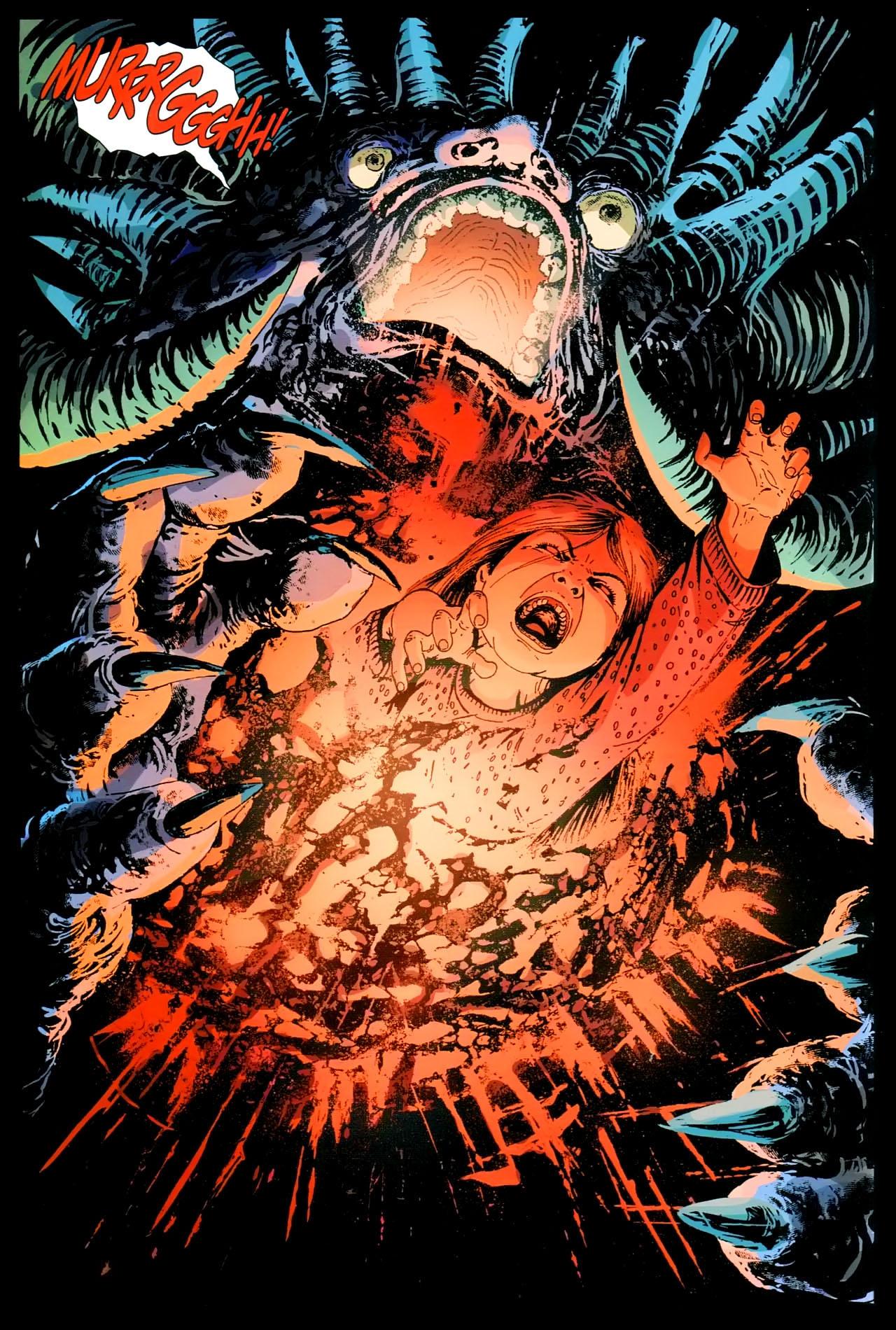 Read online John Constantine Hellblazer: All His Engines comic -  Issue # Full - 108