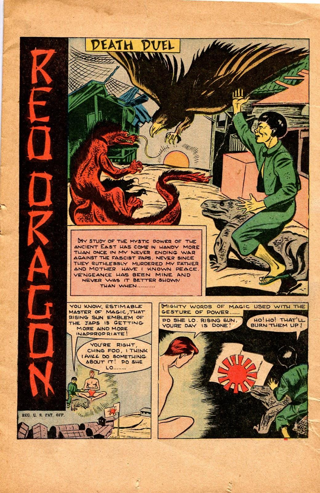 Read online Super-Magician Comics comic -  Issue #34 - 17