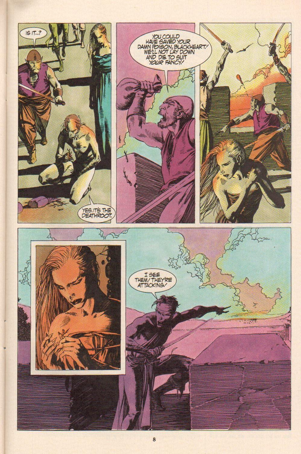 Read online Dalgoda comic -  Issue #4 - 33