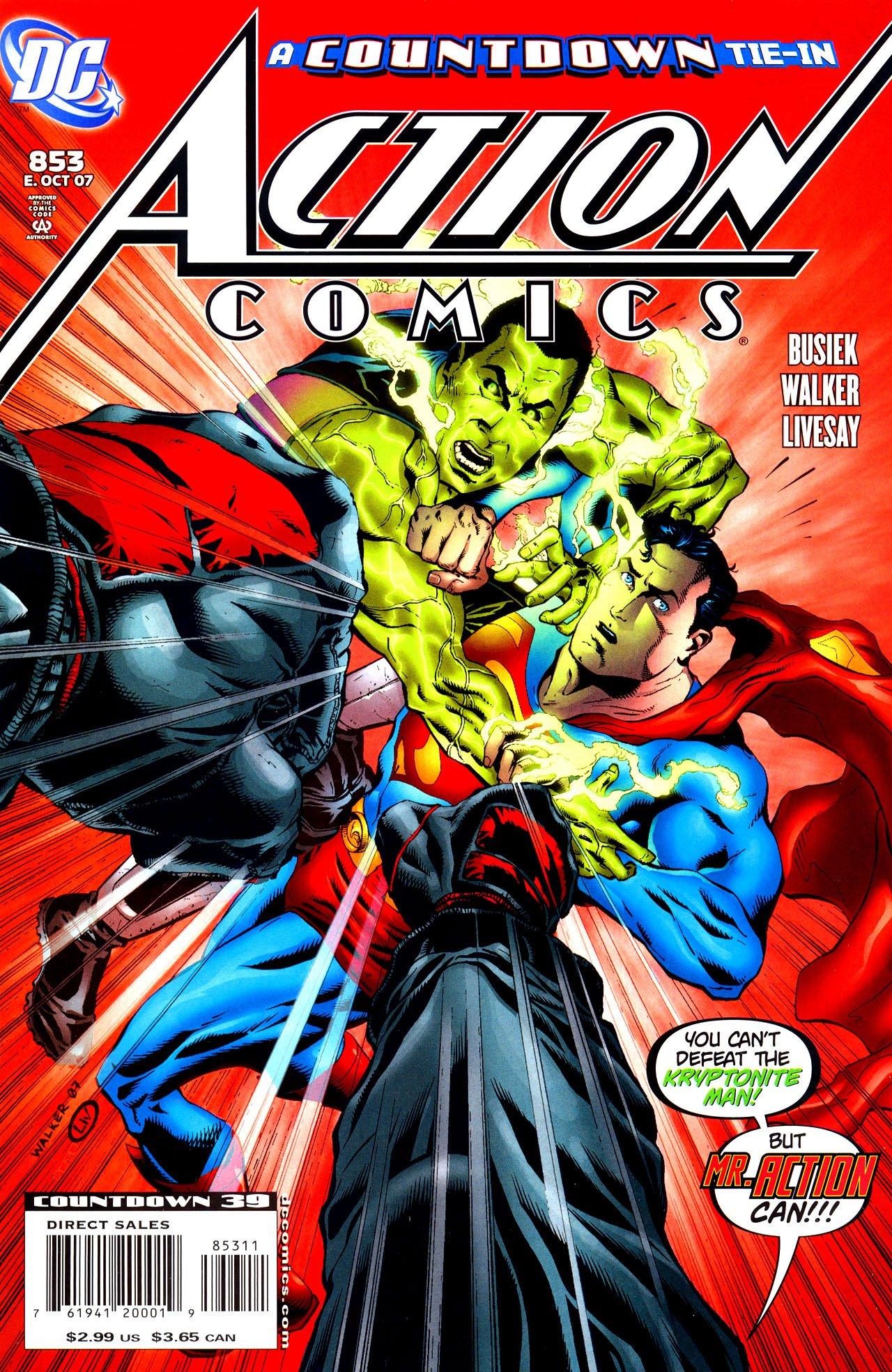 Action Comics (1938) 853 Page 1