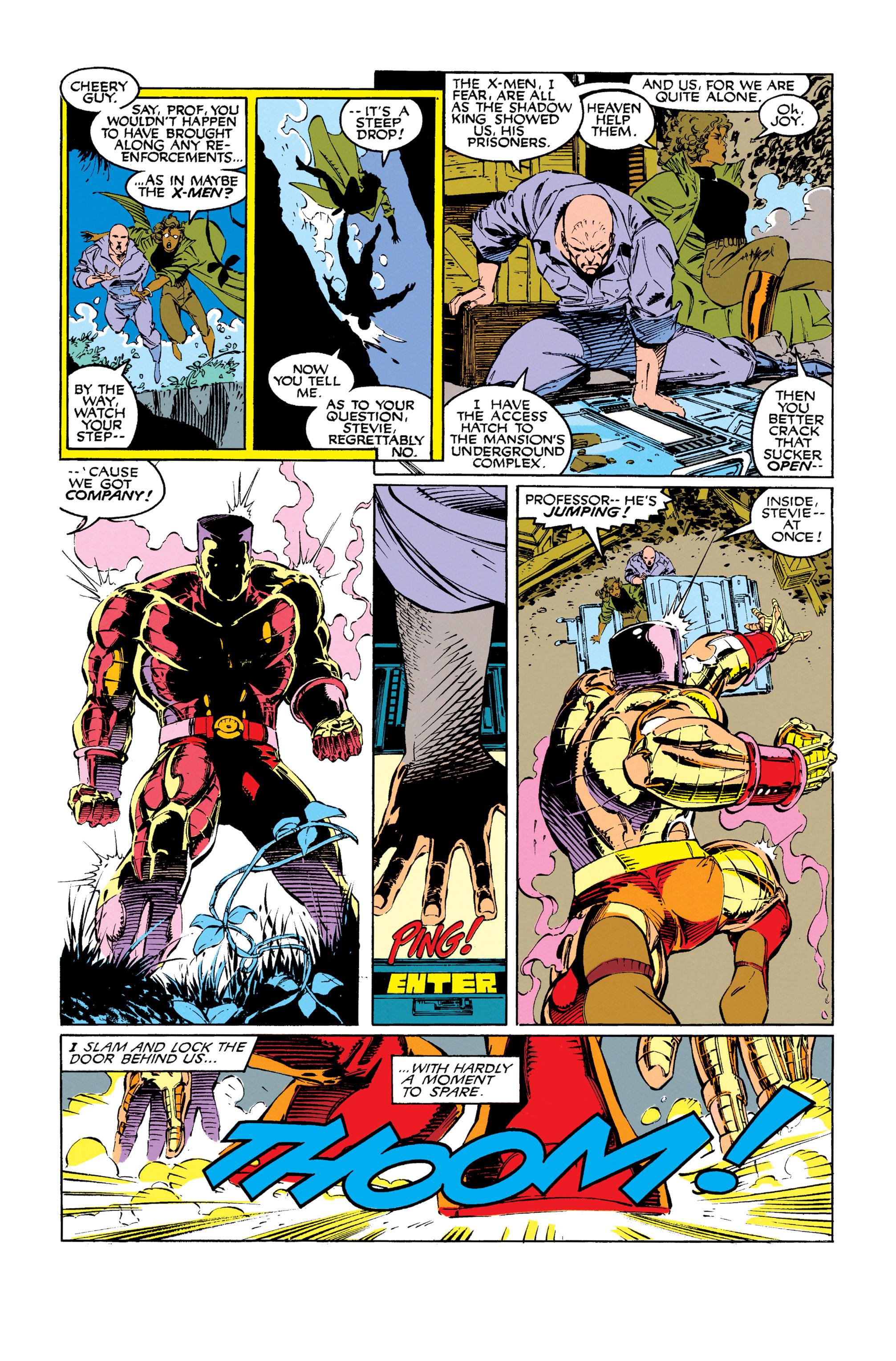 Read online Uncanny X-Men (1963) comic -  Issue #279 - 5