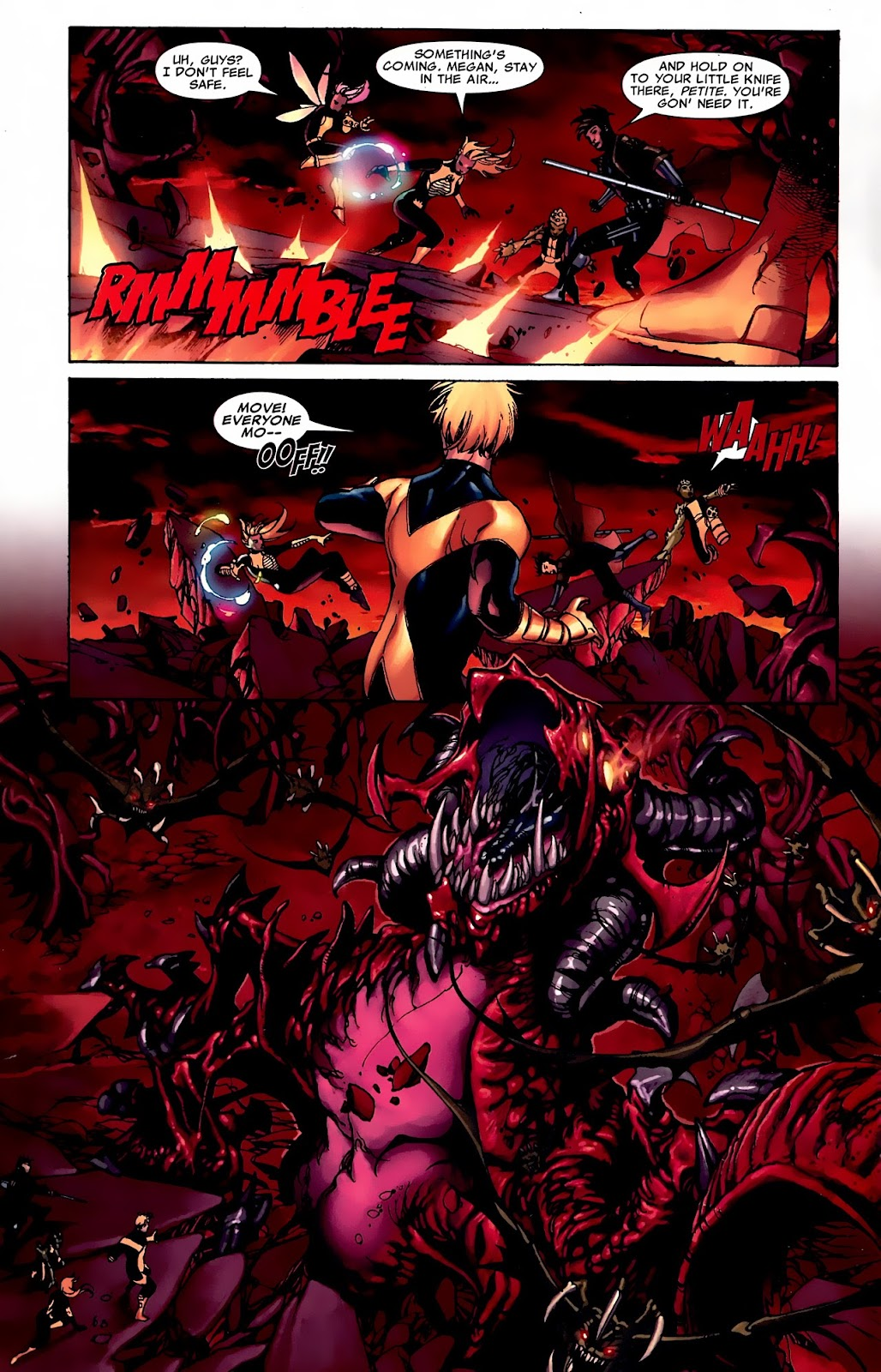 Read online X-Men: Second Coming Revelations comic -  Issue # TPB (Part 1) - 86