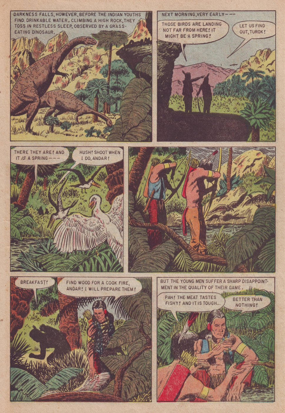 Read online Turok, Son of Stone comic -  Issue #3 - 27