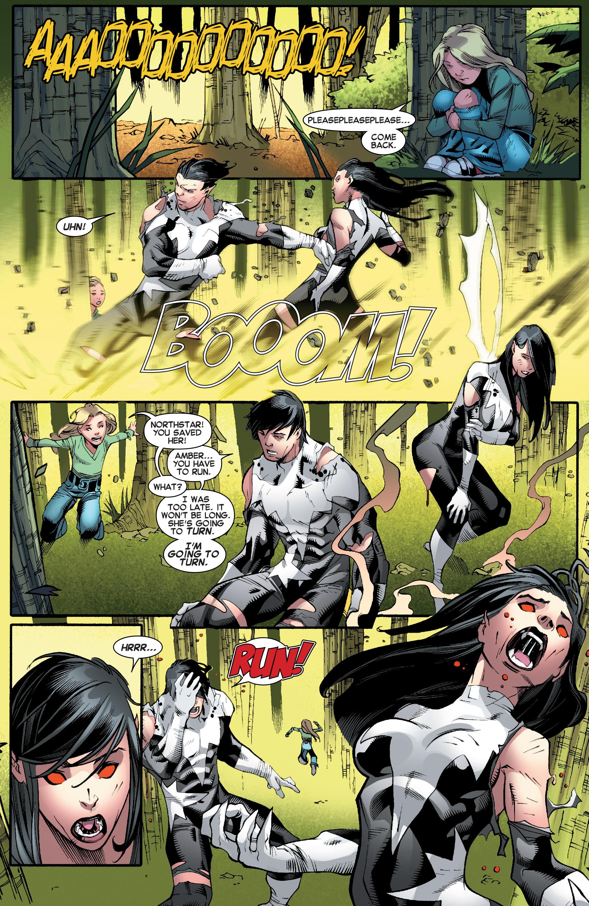 Read online Amazing X-Men (2014) comic -  Issue #12 - 10