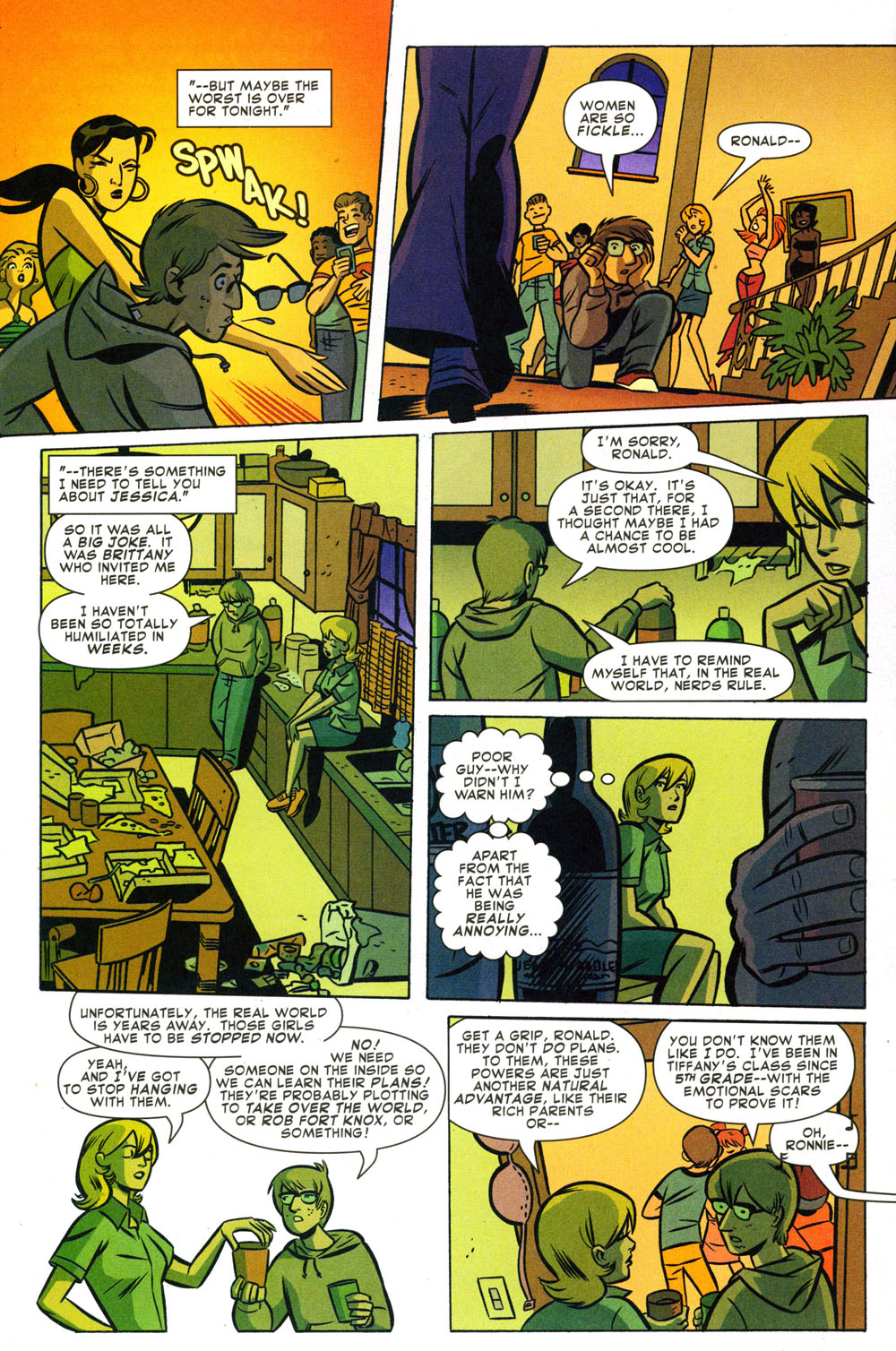 Read online Bad Girls comic -  Issue #2 - 17