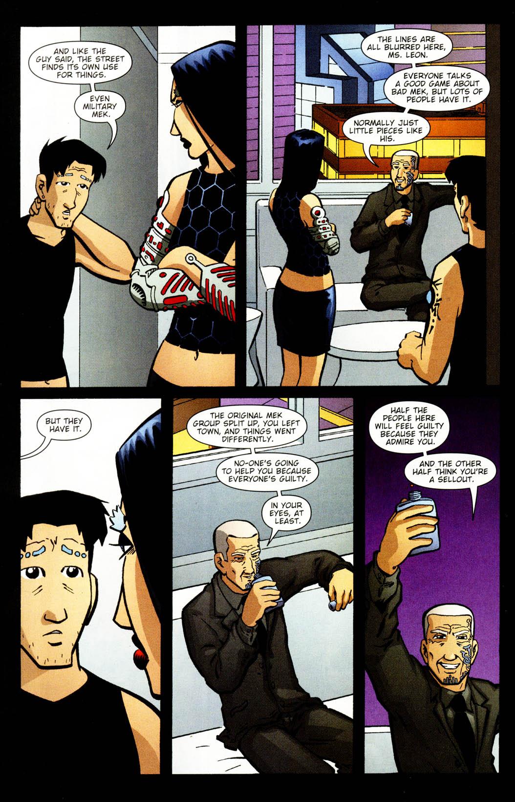 Read online Mek comic -  Issue #2 - 16
